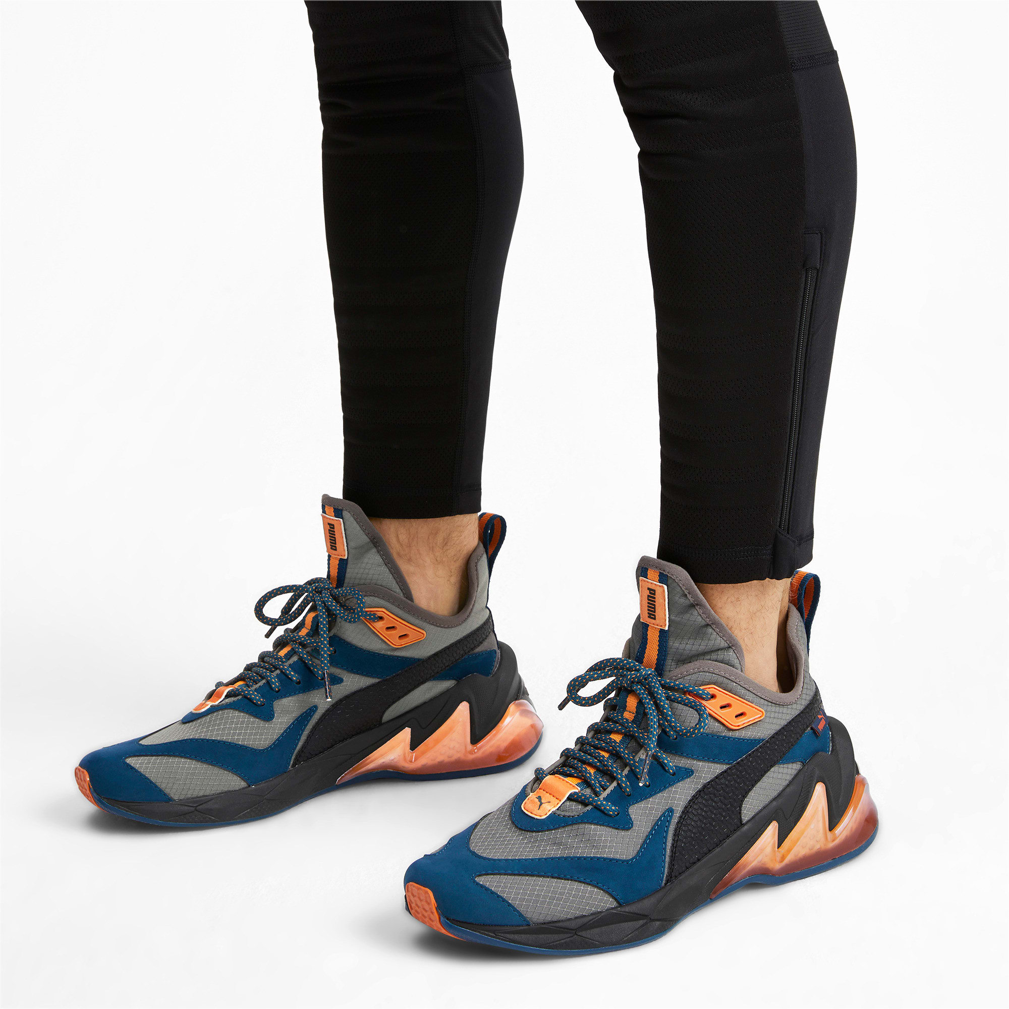 Thumbnail 2 of LQDCELL Origin Terrain Men's Shoes, CASTLEROCK-Puma Black, medium