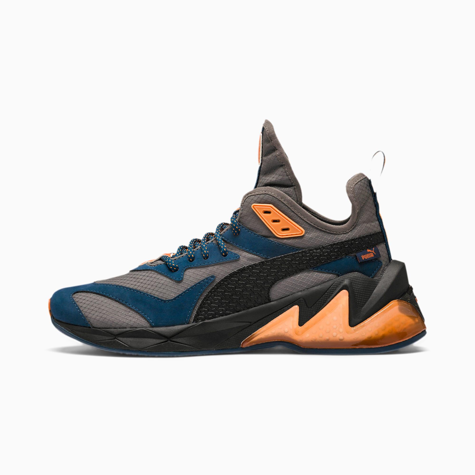 Men's Orange PUMA Shoes: