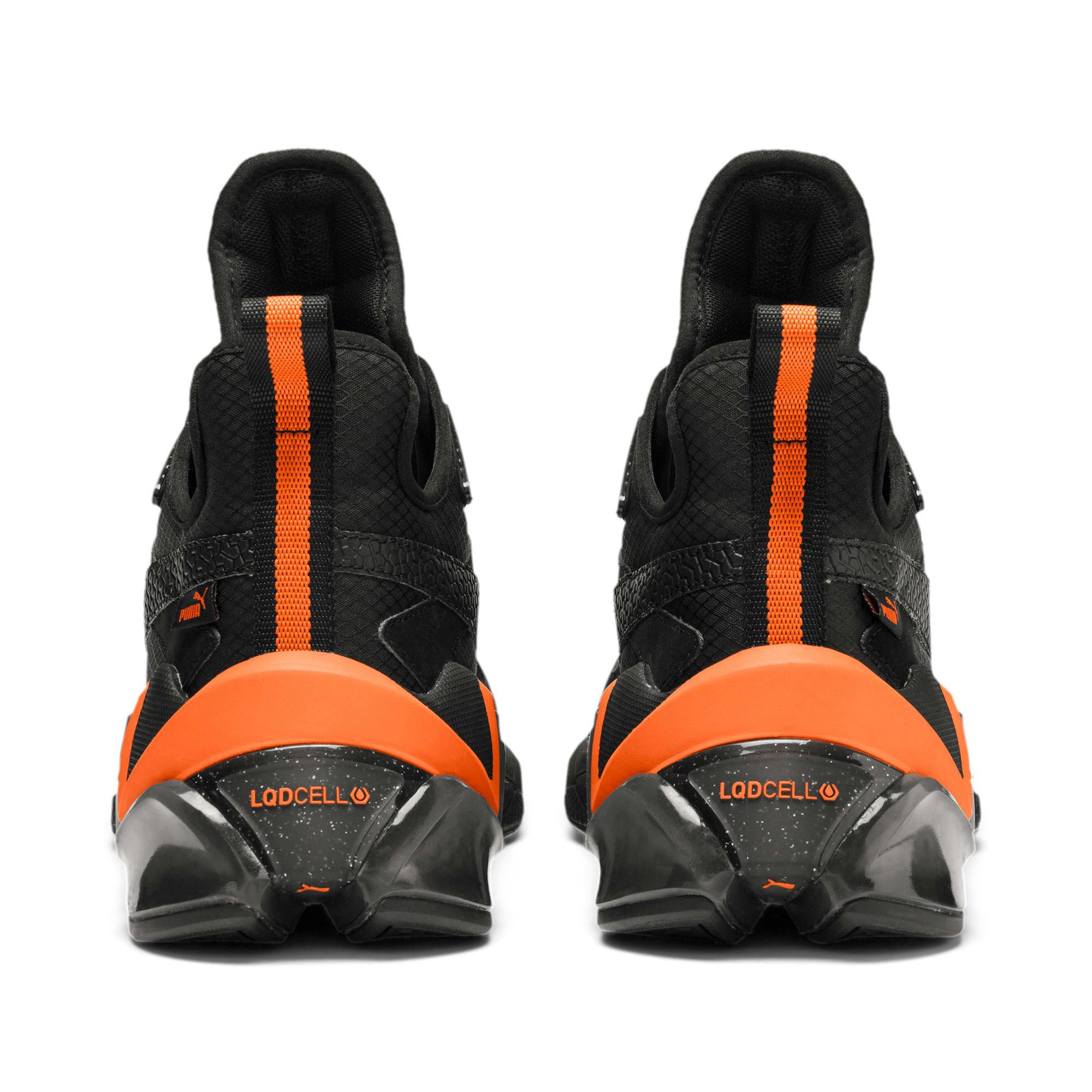 Thumbnail 4 of LQDCELL Origin Terrain Herren Trainingsschuhe, Puma Black-Jaffa Orange, medium
