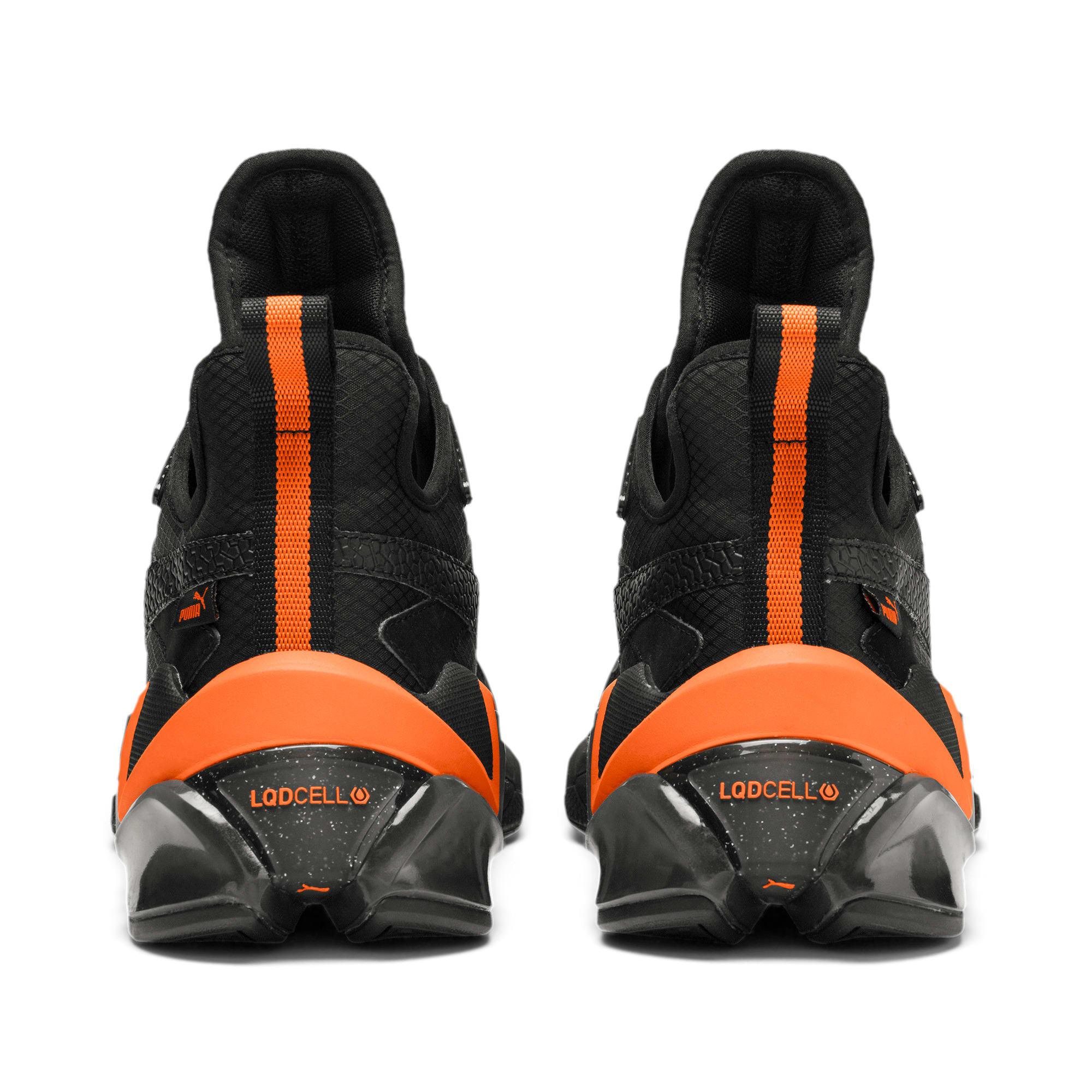 Thumbnail 4 of LQDCELL Origin Terrain Men's Training Shoes, Puma Black-Jaffa Orange, medium