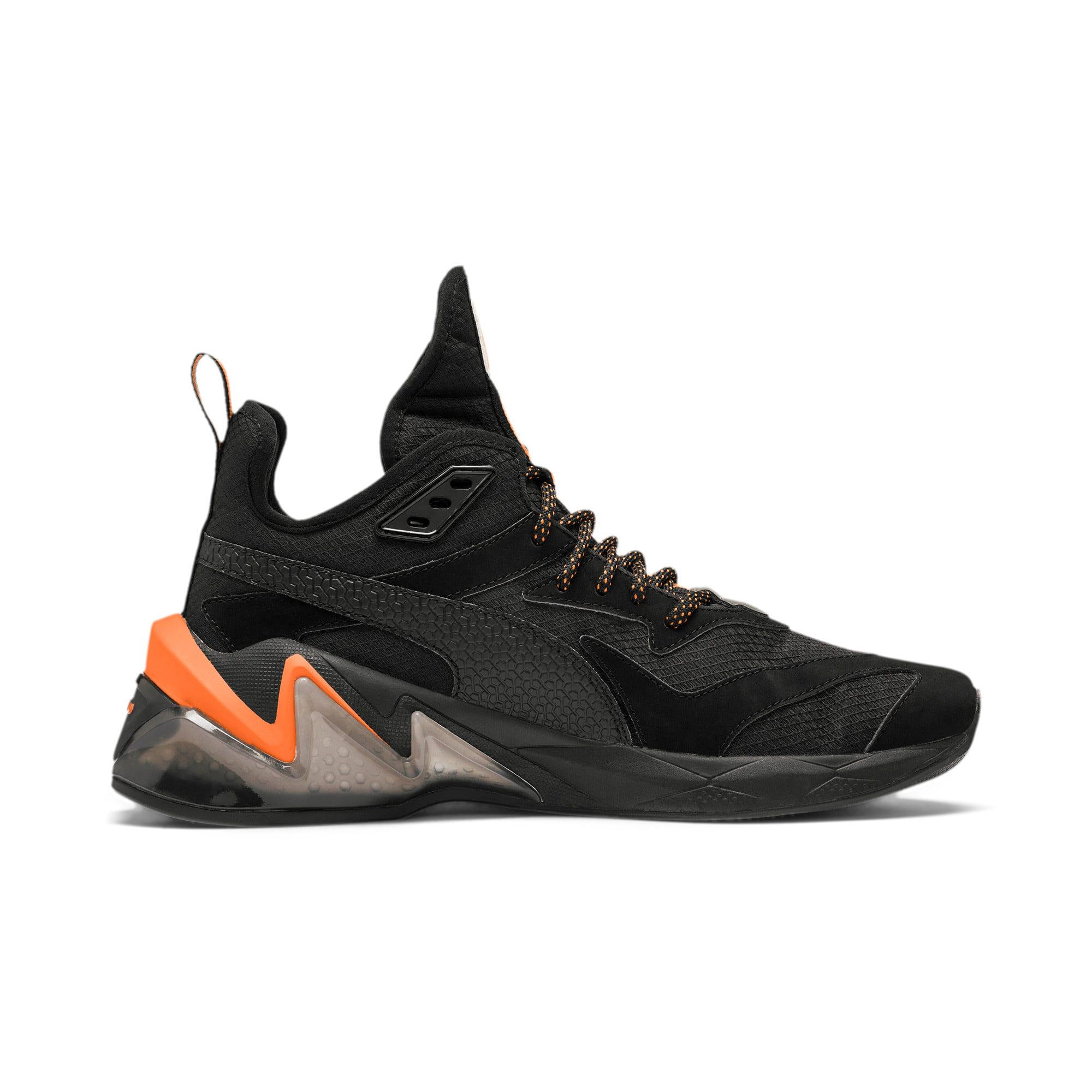Thumbnail 6 of LQDCELL Origin Terrain Men's Training Shoes, Puma Black-Jaffa Orange, medium