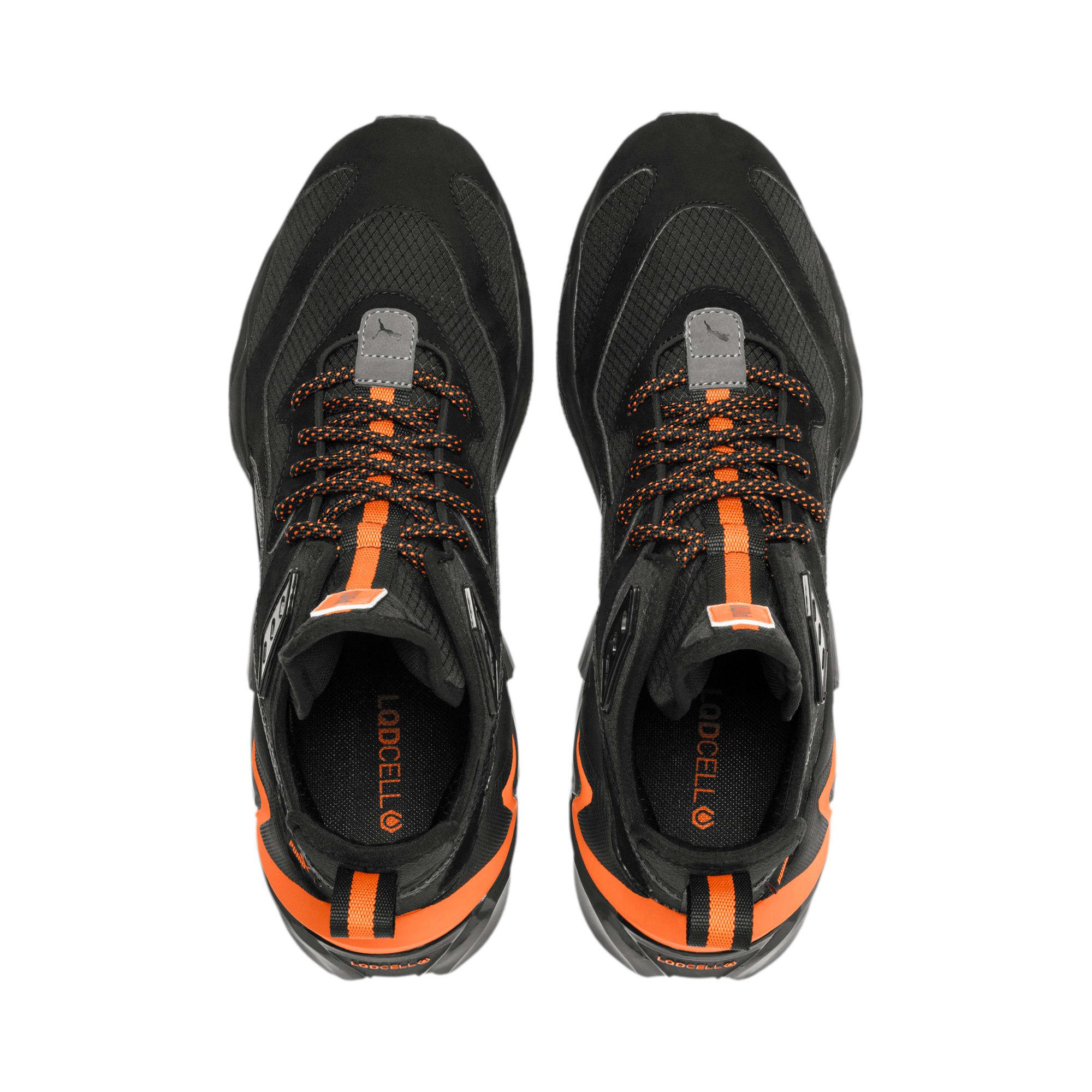 Thumbnail 7 of LQDCELL Origin Terrain Men's Training Shoes, Puma Black-Jaffa Orange, medium