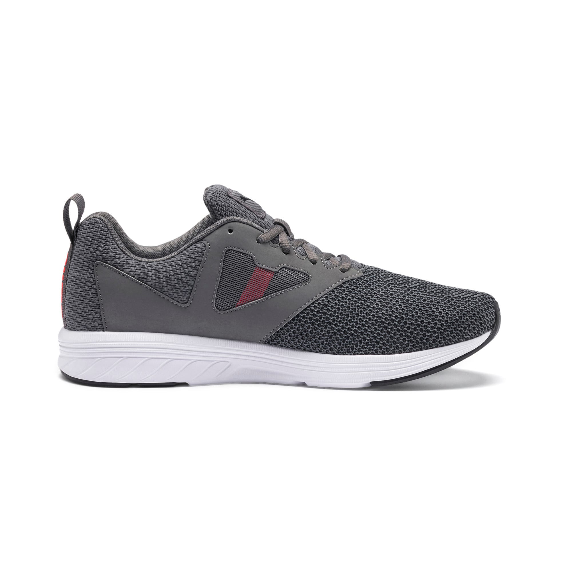 Thumbnail 5 of NRGY Asteroid Running Shoes, CASTLEROCK-Puma White, medium-IND
