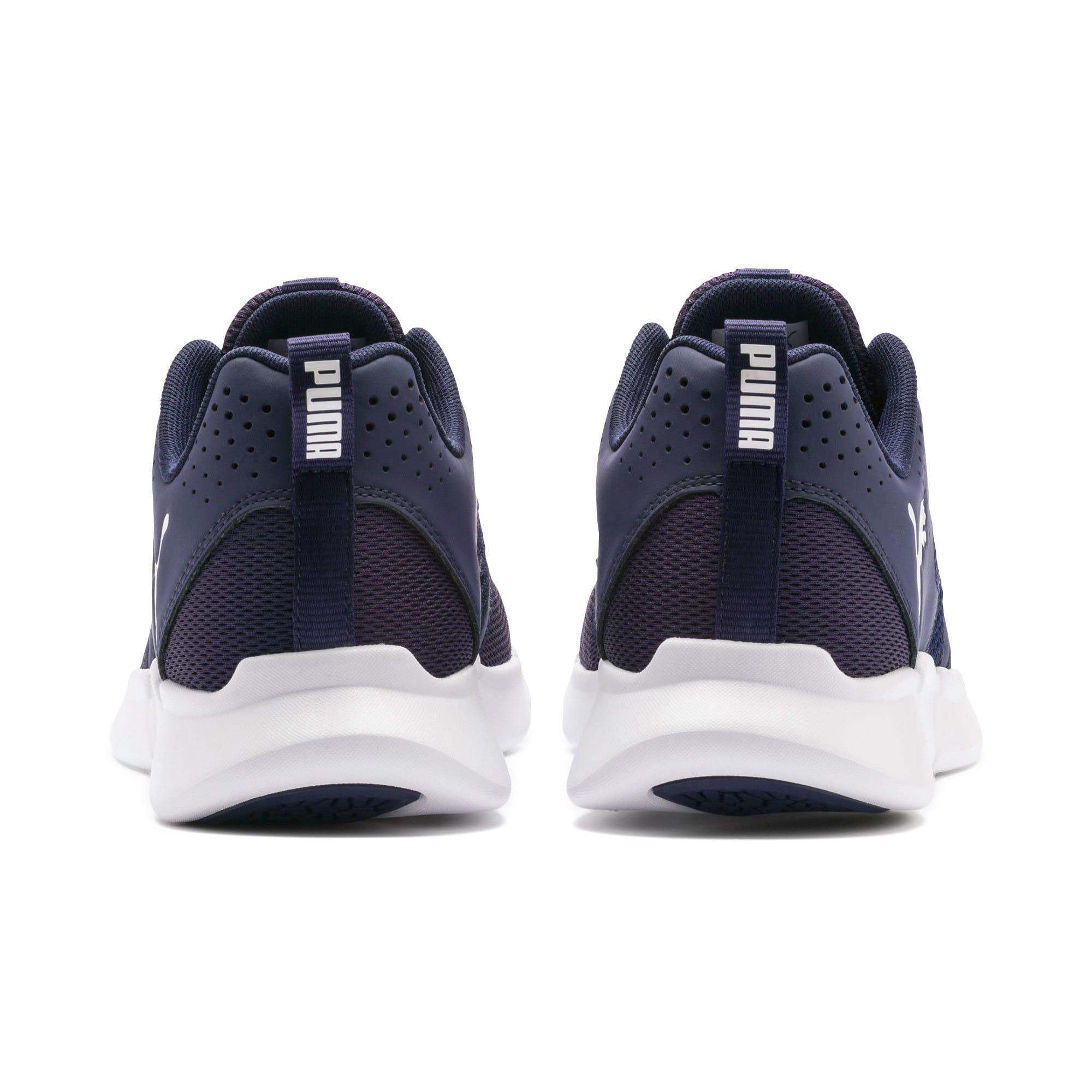 Thumbnail 5 of INTERFLEX Modern Running Shoes, Peacoat-Puma White, medium-IND