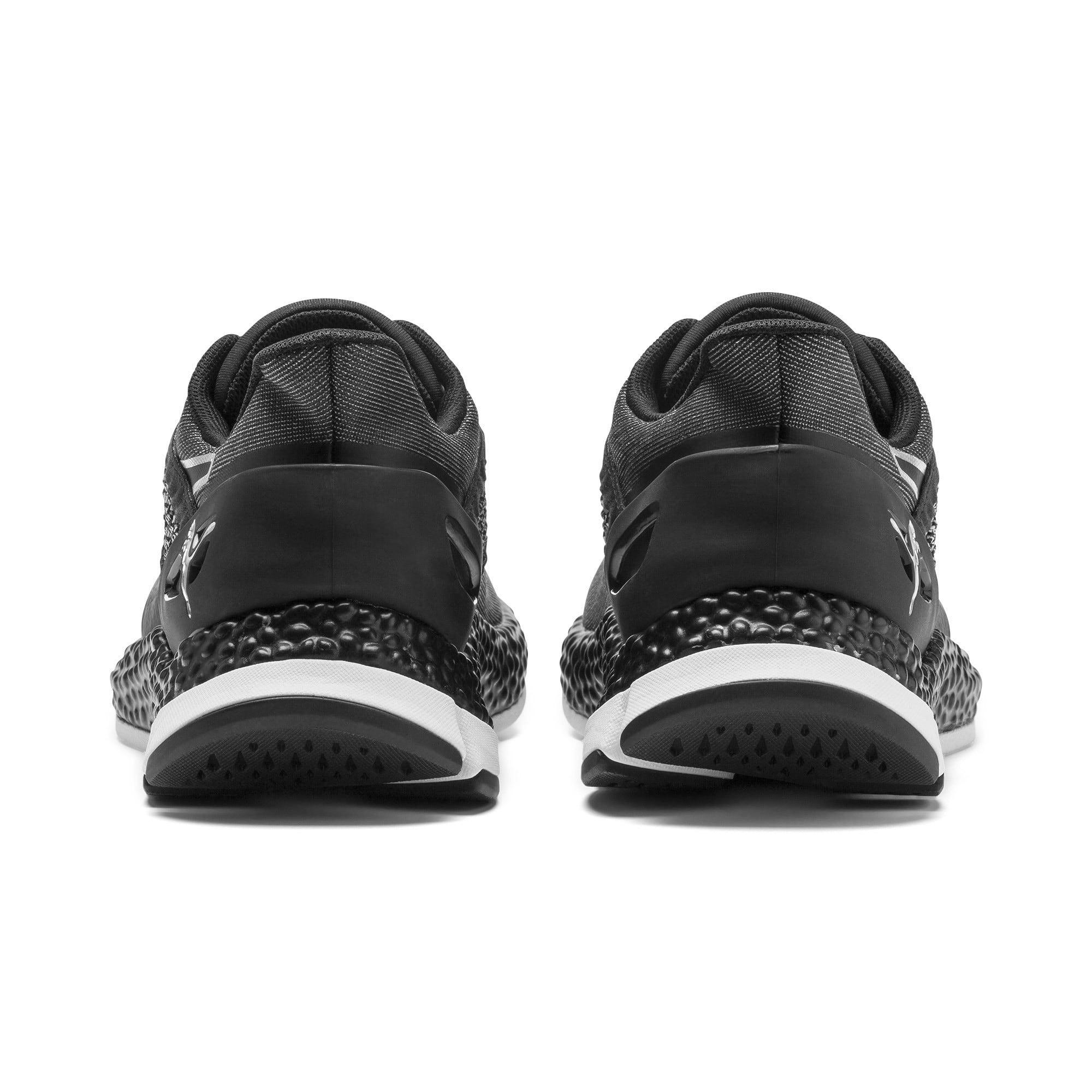 Thumbnail 4 of HYBRID NETFIT Astro Women's Running Shoes, Puma Black, medium