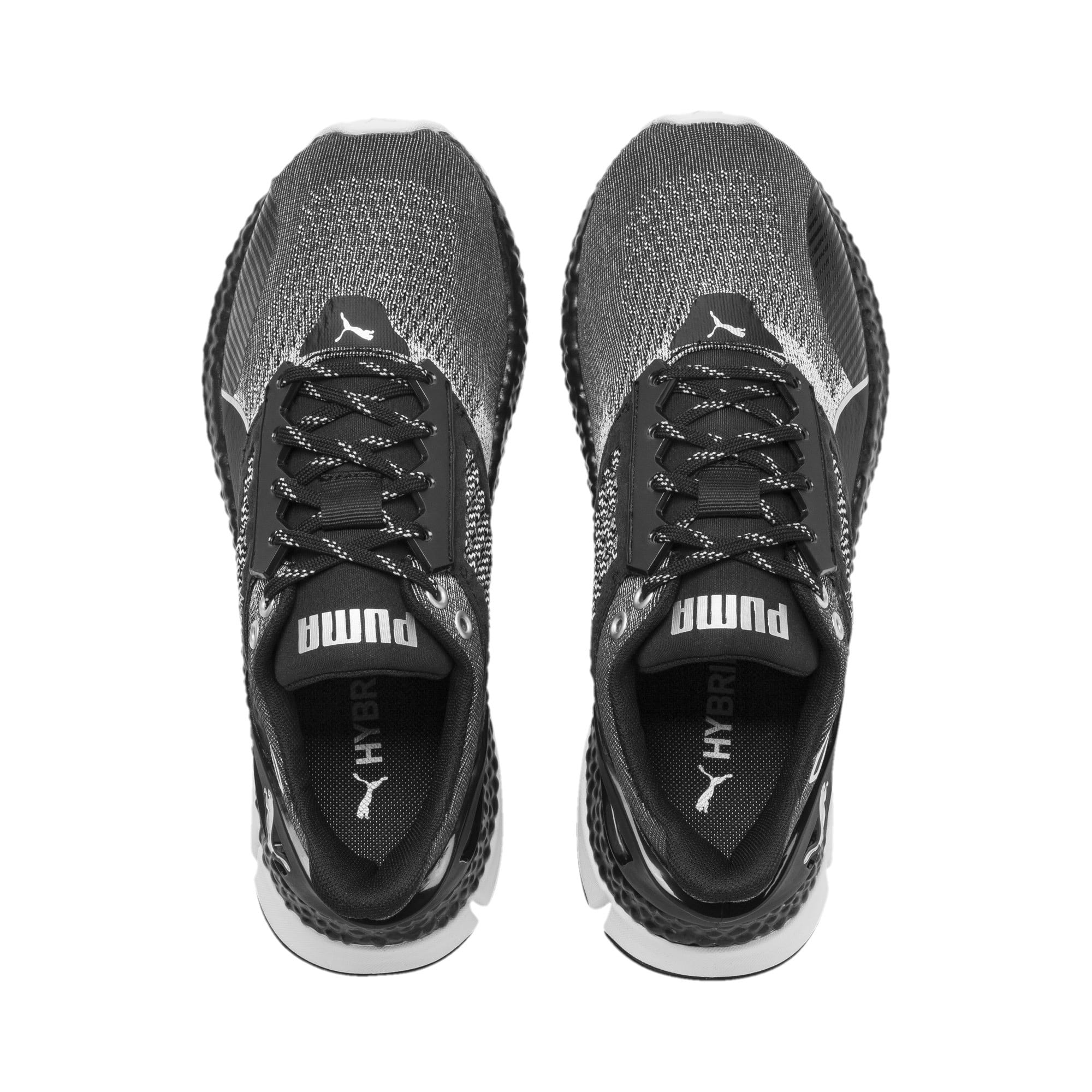 Thumbnail 9 of HYBRID NETFIT Astro Women's Running Shoes, Puma Black, medium
