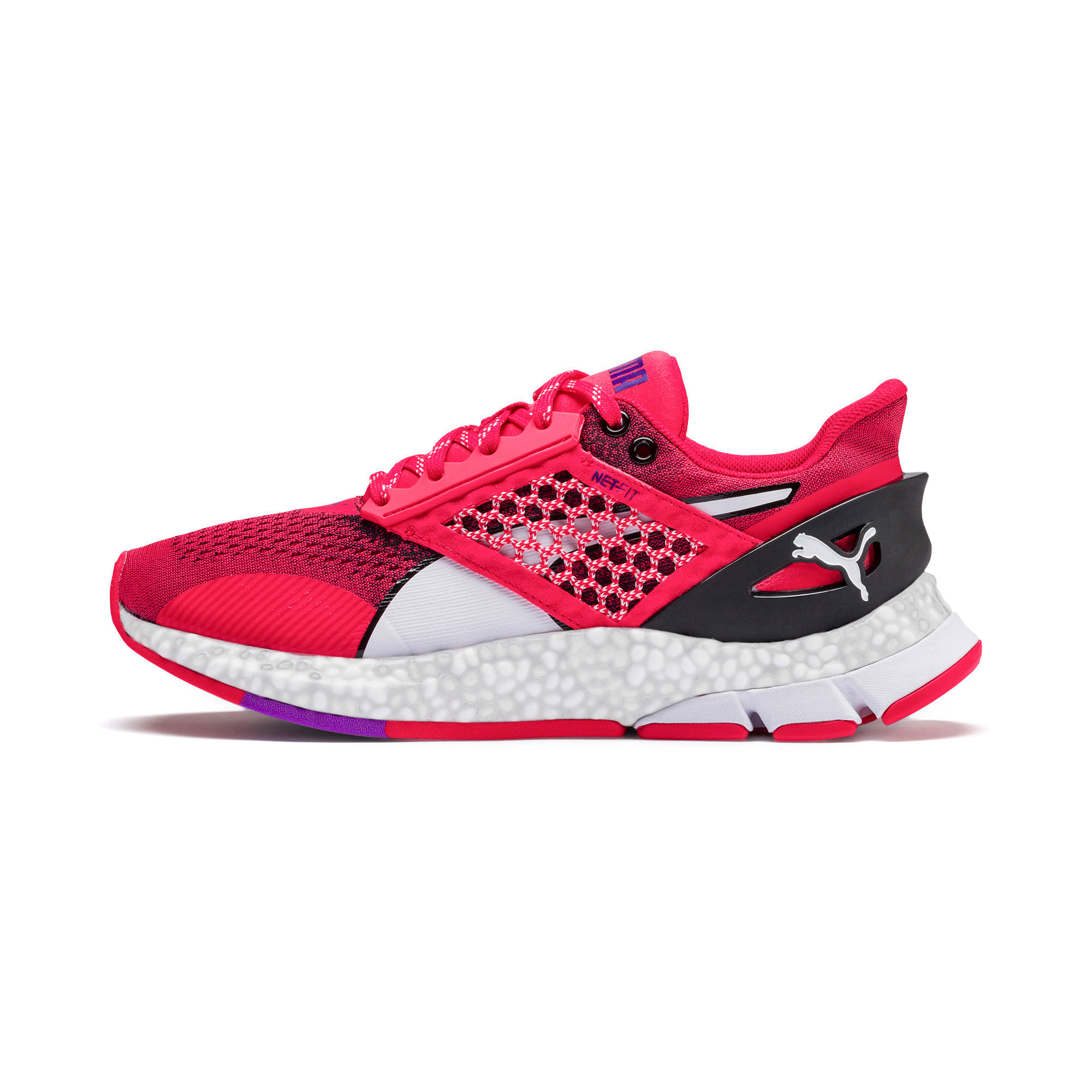 Thumbnail 1 of HYBRID Astro Women's Running Shoes, Nrgy Rose-Puma Black, medium