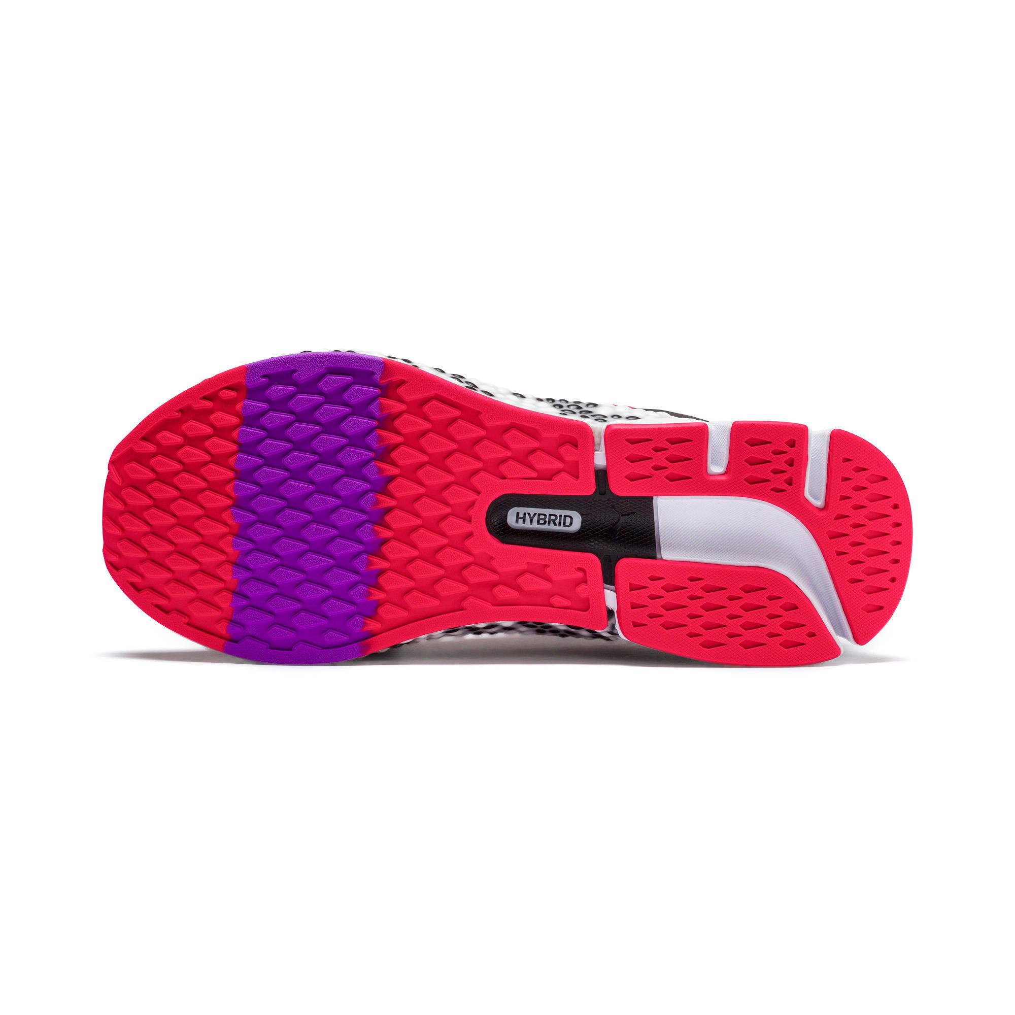 Thumbnail 5 of HYBRID NETFIT Astro Women's Running Shoes, Nrgy Rose-Puma Black, medium