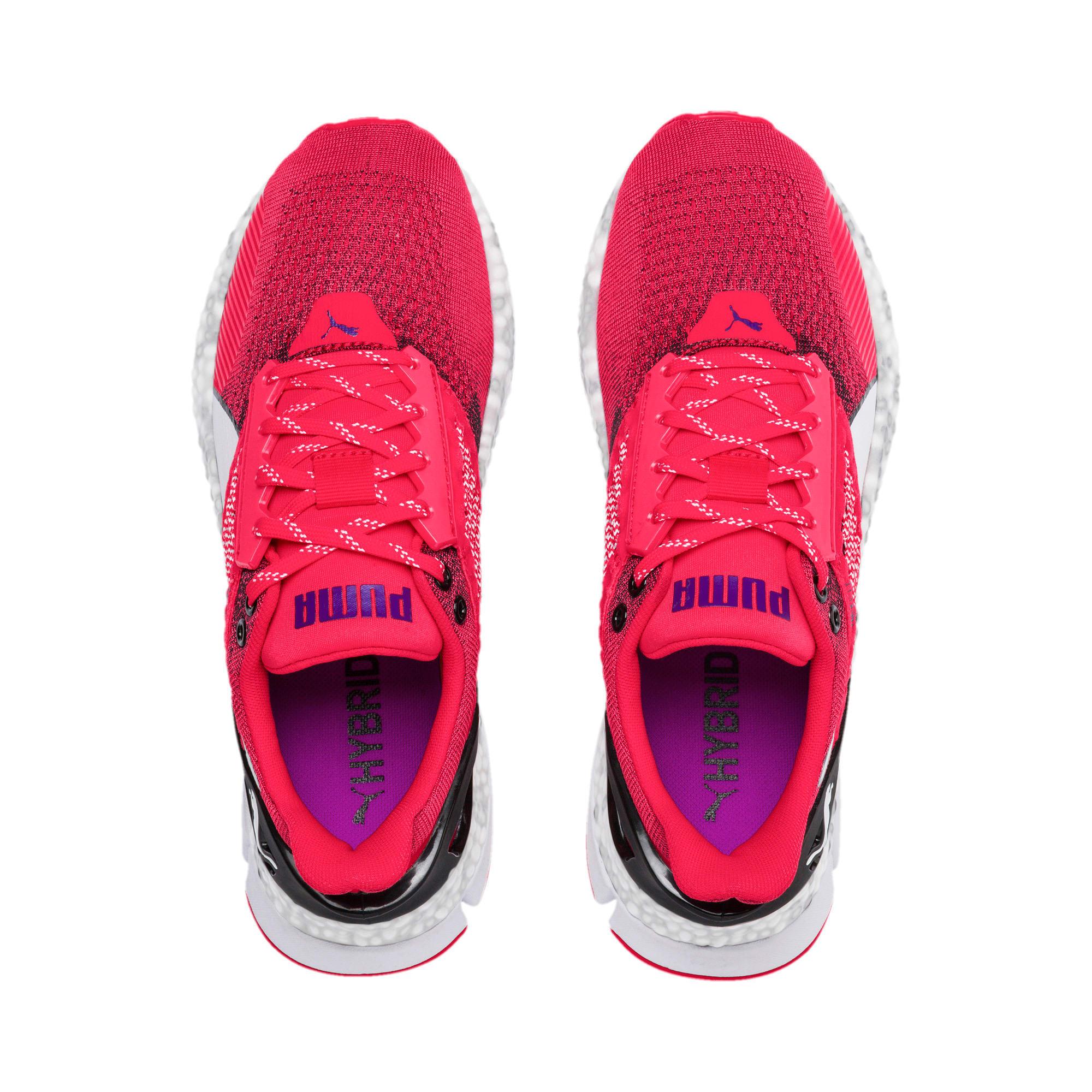 Thumbnail 9 of HYBRID NETFIT Astro Women's Running Shoes, Nrgy Rose-Puma Black, medium