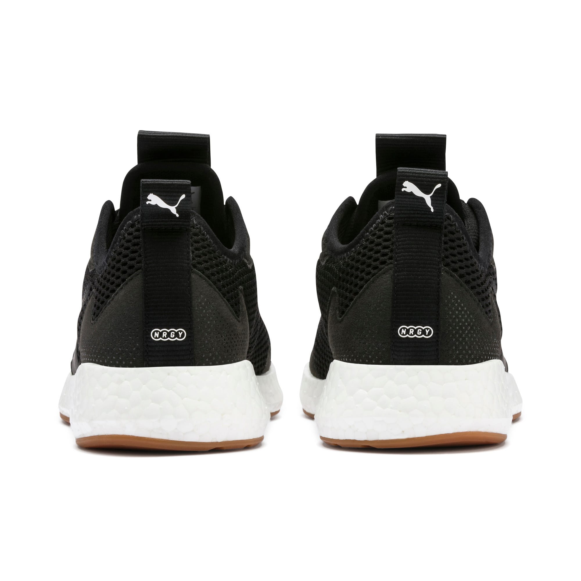Thumbnail 3 of Chaussure de course NRGY Neko Skim Youth, Puma Black-Puma White, medium