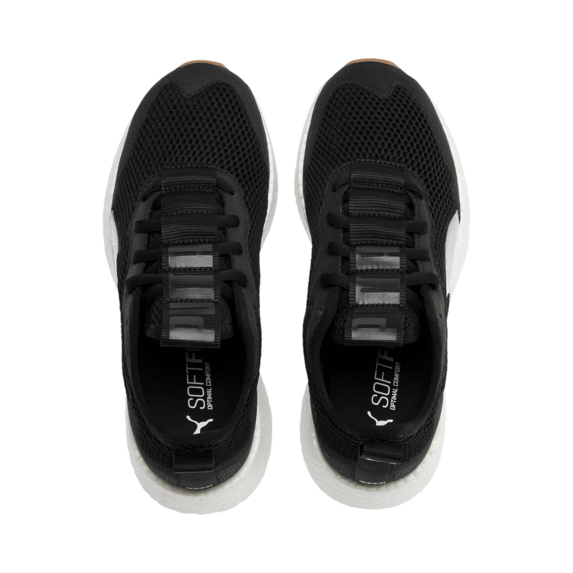 Thumbnail 6 of Chaussure de course NRGY Neko Skim Youth, Puma Black-Puma White, medium