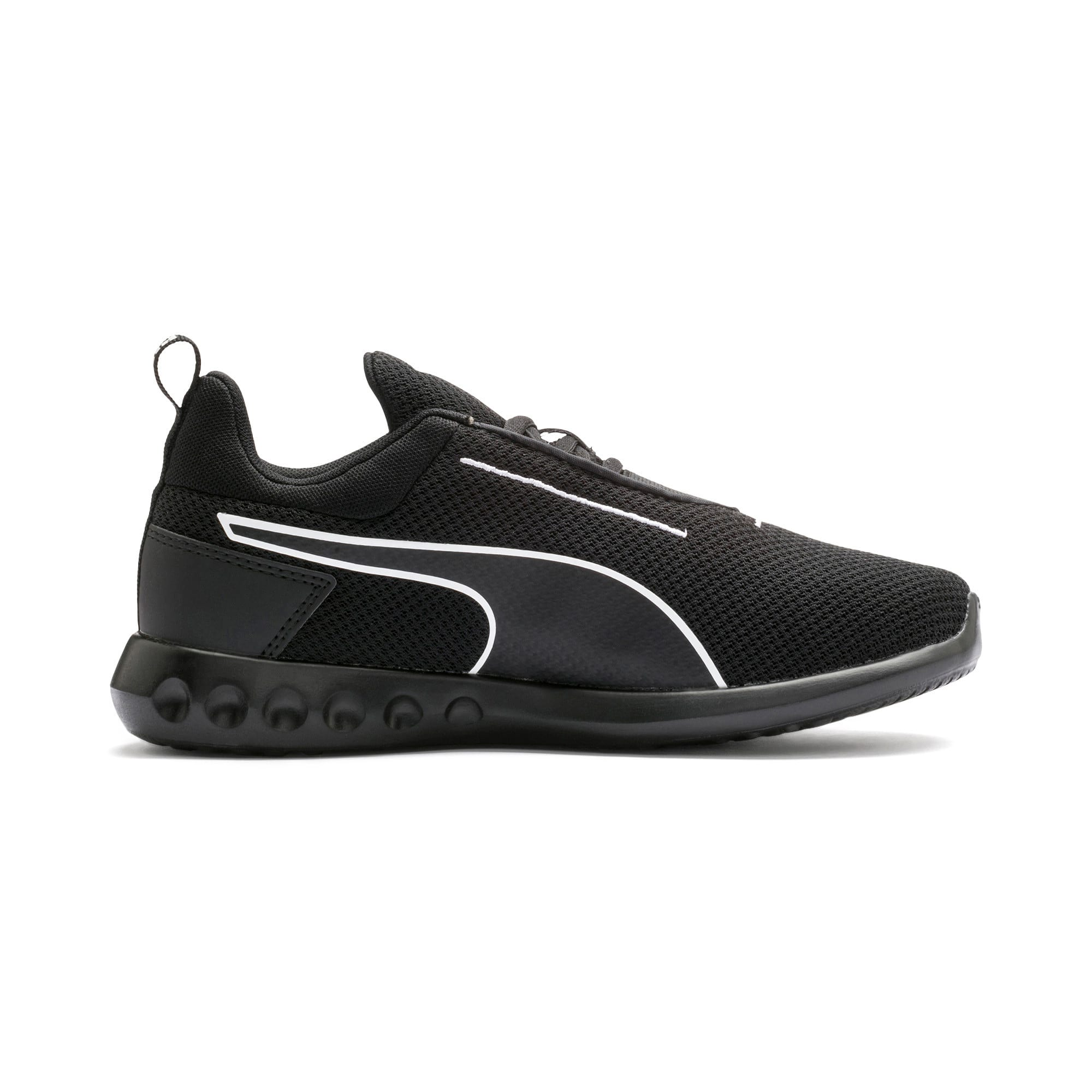 Basket Carson 2 Concave Youth, Puma Black, large
