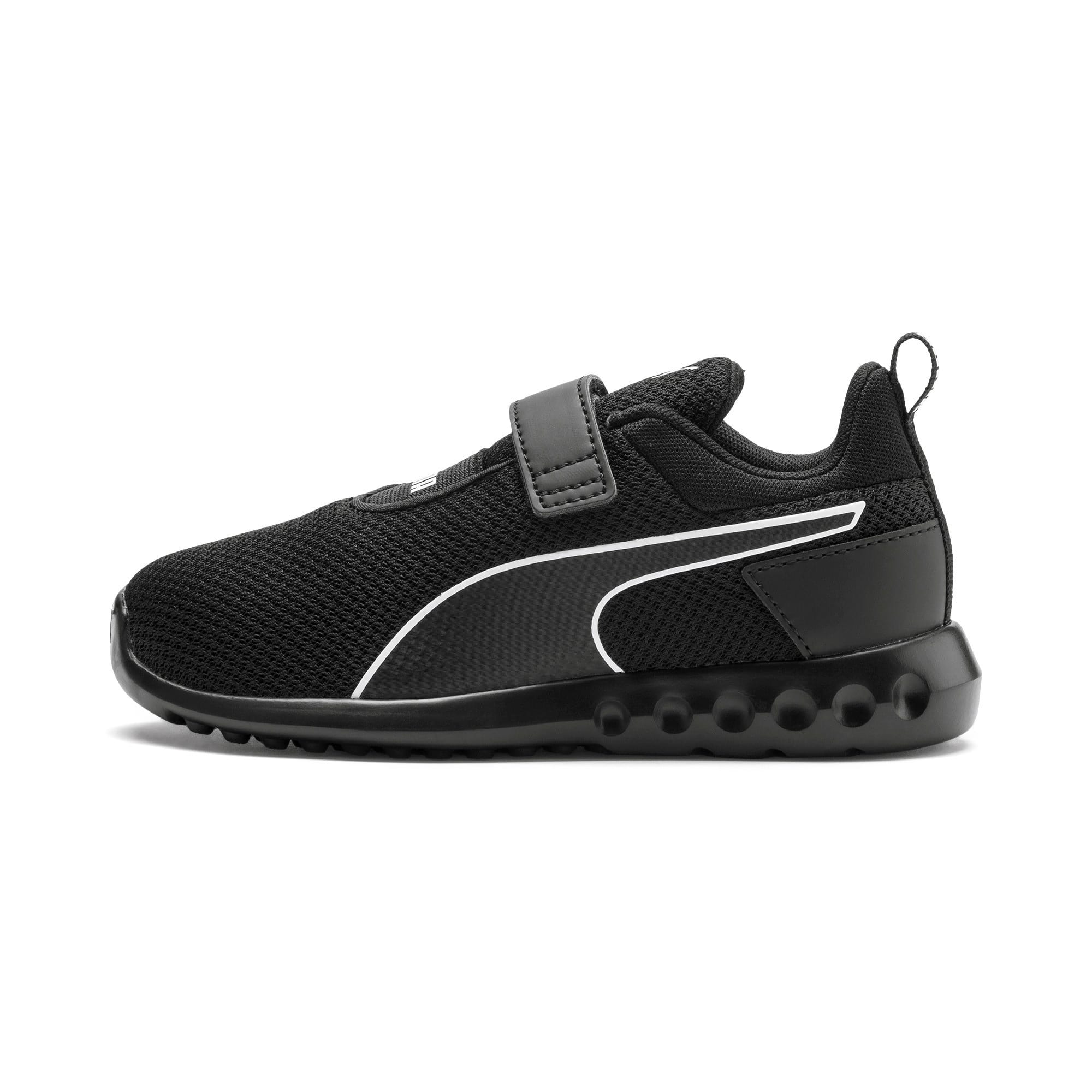 Thumbnail 1 of Carson 2 Concave Kids' Trainers, Puma Black, medium