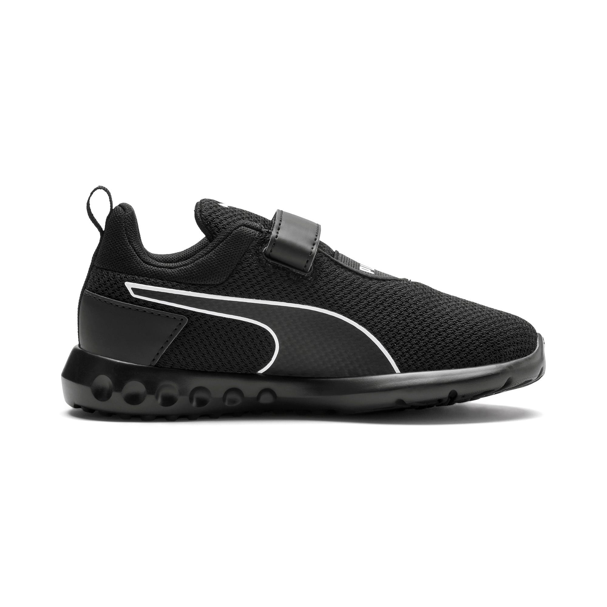 Thumbnail 5 of Carson 2 Concave Kids Sneaker, Puma Black, medium