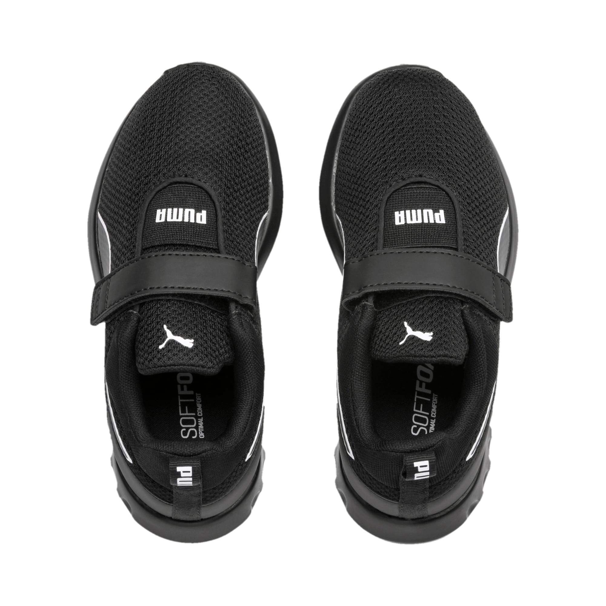 Thumbnail 6 of Carson 2 Concave Kids' Trainers, Puma Black, medium
