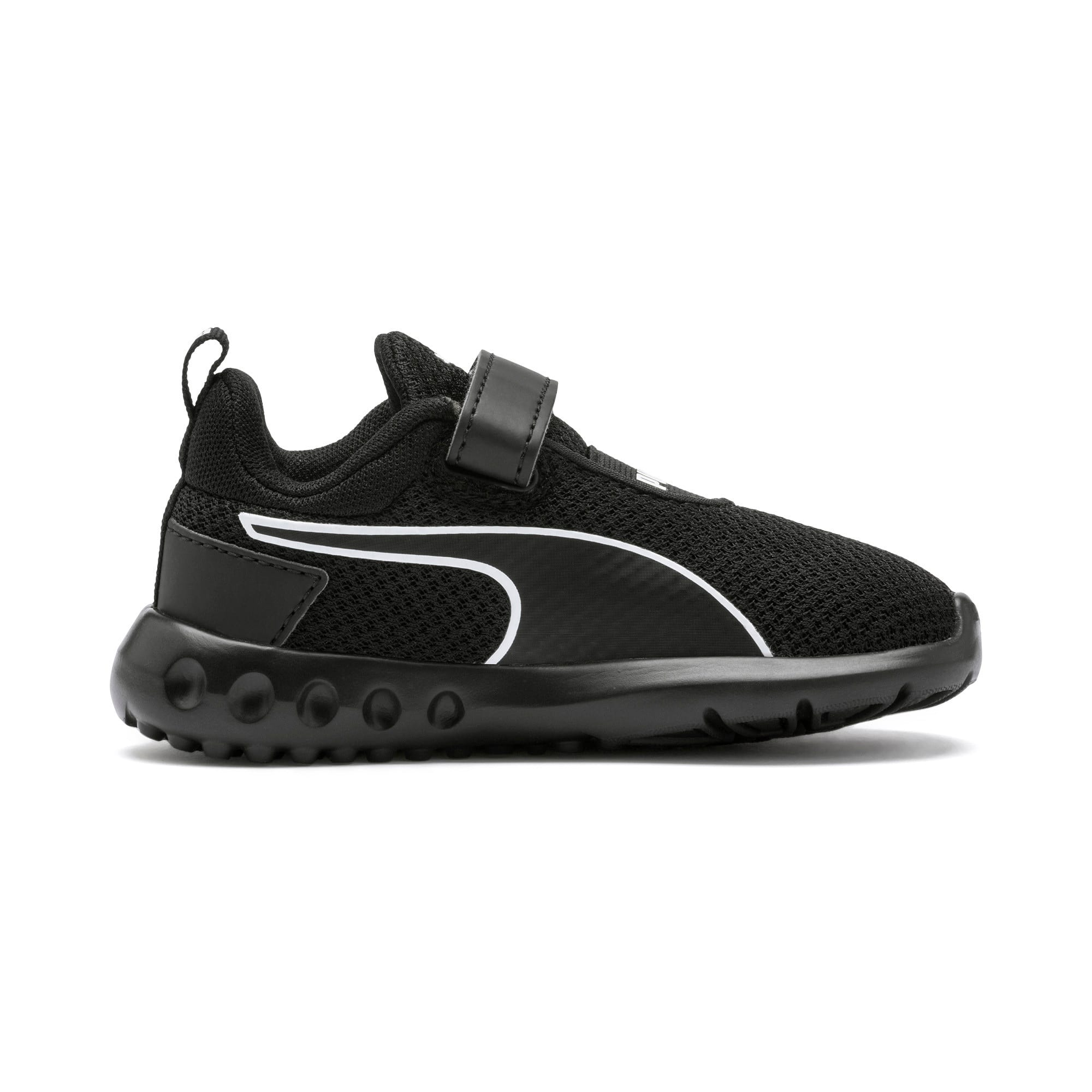 Thumbnail 5 of Carson 2 Concave V Babies' Trainers, Puma Black, medium