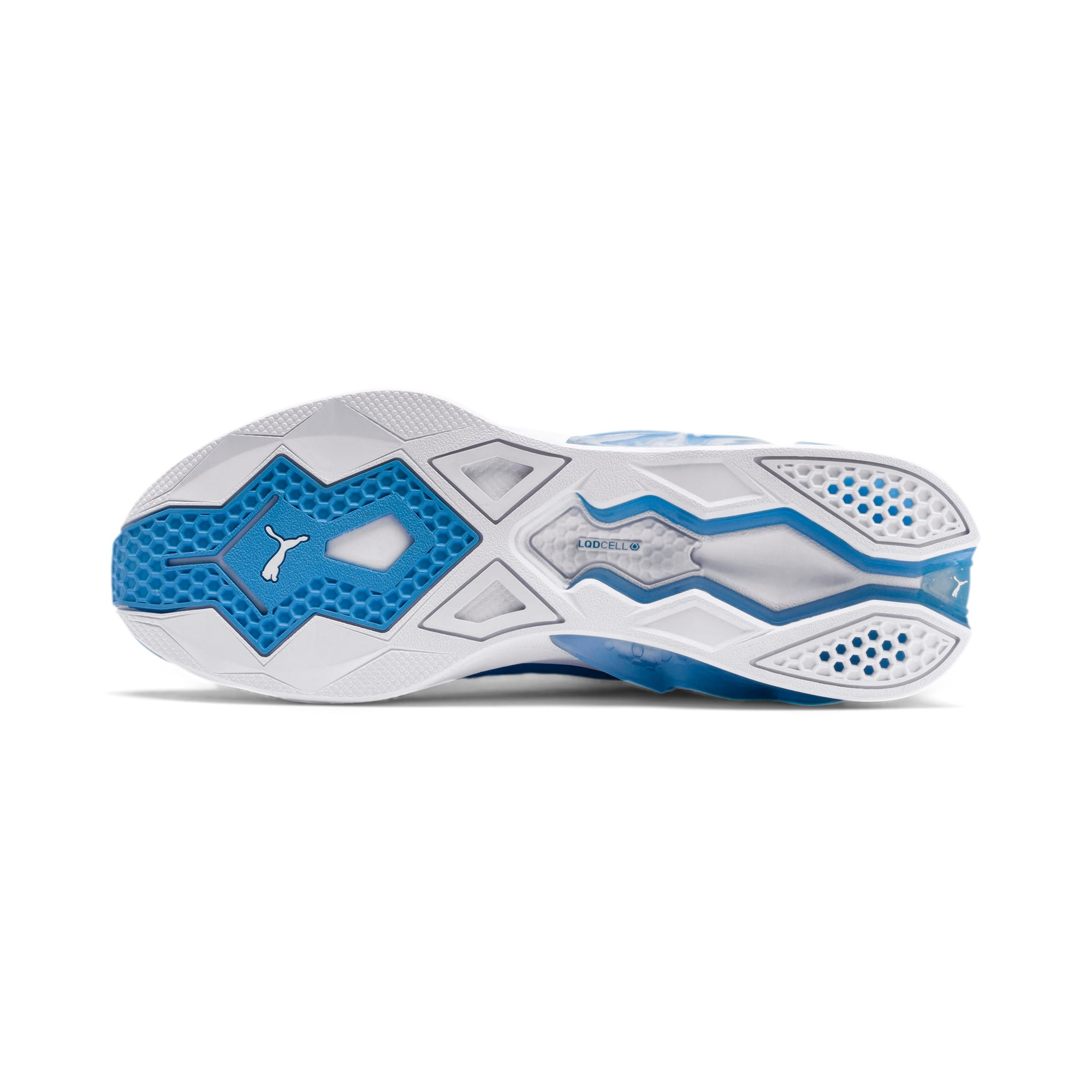 Thumbnail 4 of LQDCELL Origin Men's Training Shoes, Puma White-B Blue-Blz Yellow, medium