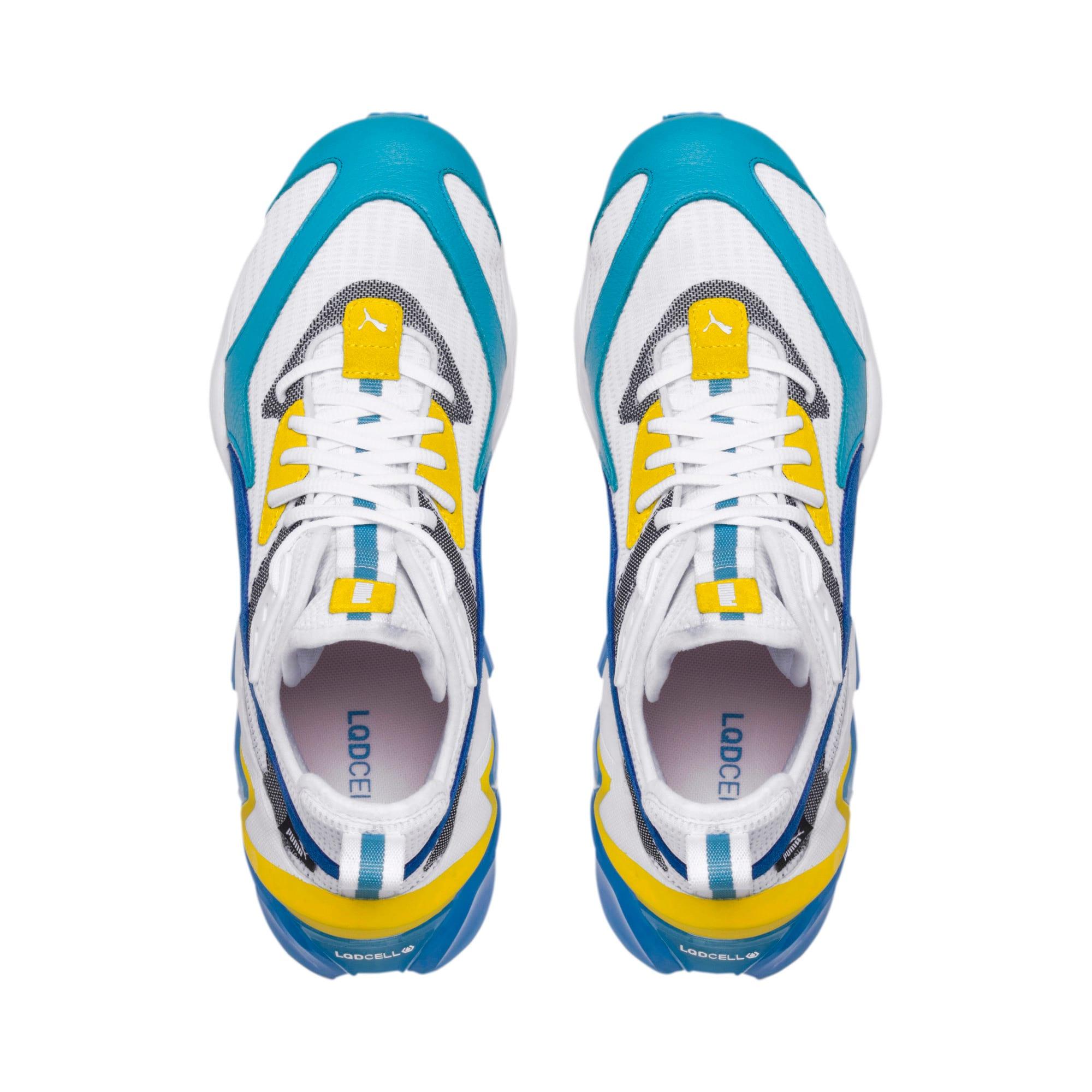 Thumbnail 6 of LQDCELL Origin Men's Shoes, Puma White-B Blue-Blz Yellow, medium