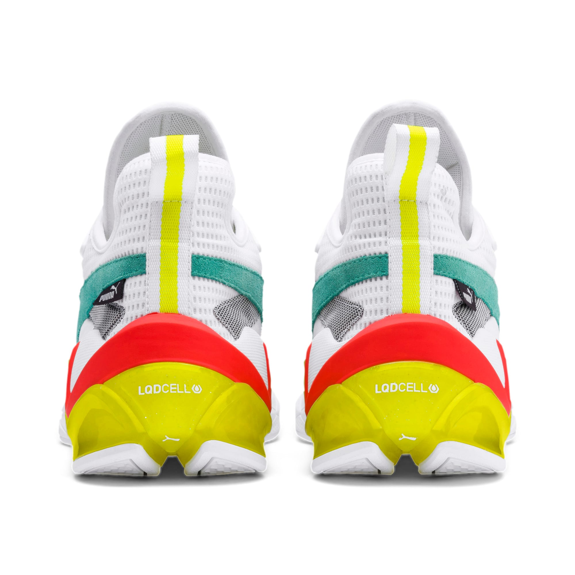 Thumbnail 4 of LQDCELL Origin Herren Sneaker, Puma White-Yellow Alert, medium