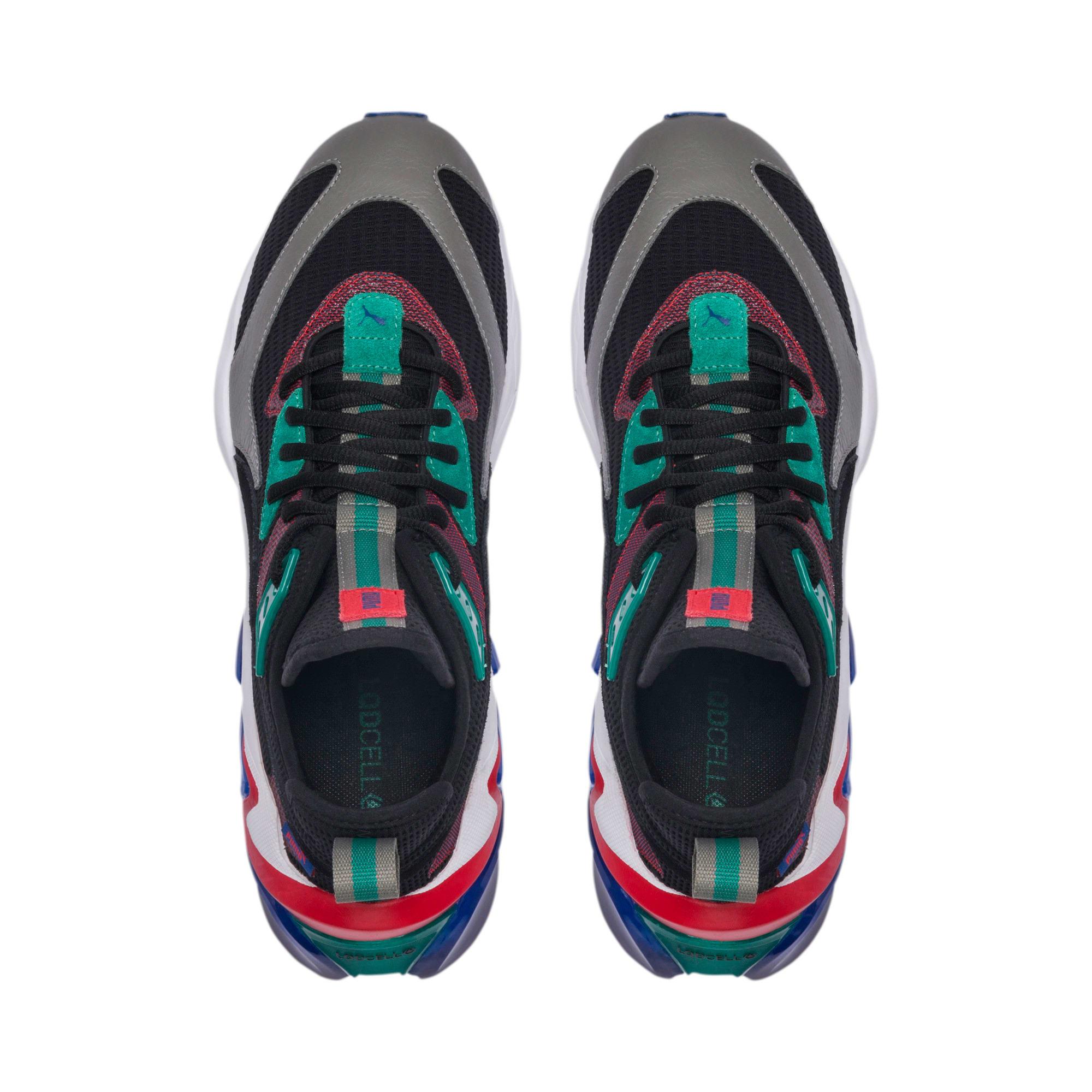 Thumbnail 6 of LQDCELL Origin Herren Sneaker, Puma Black-Cadmium Green, medium