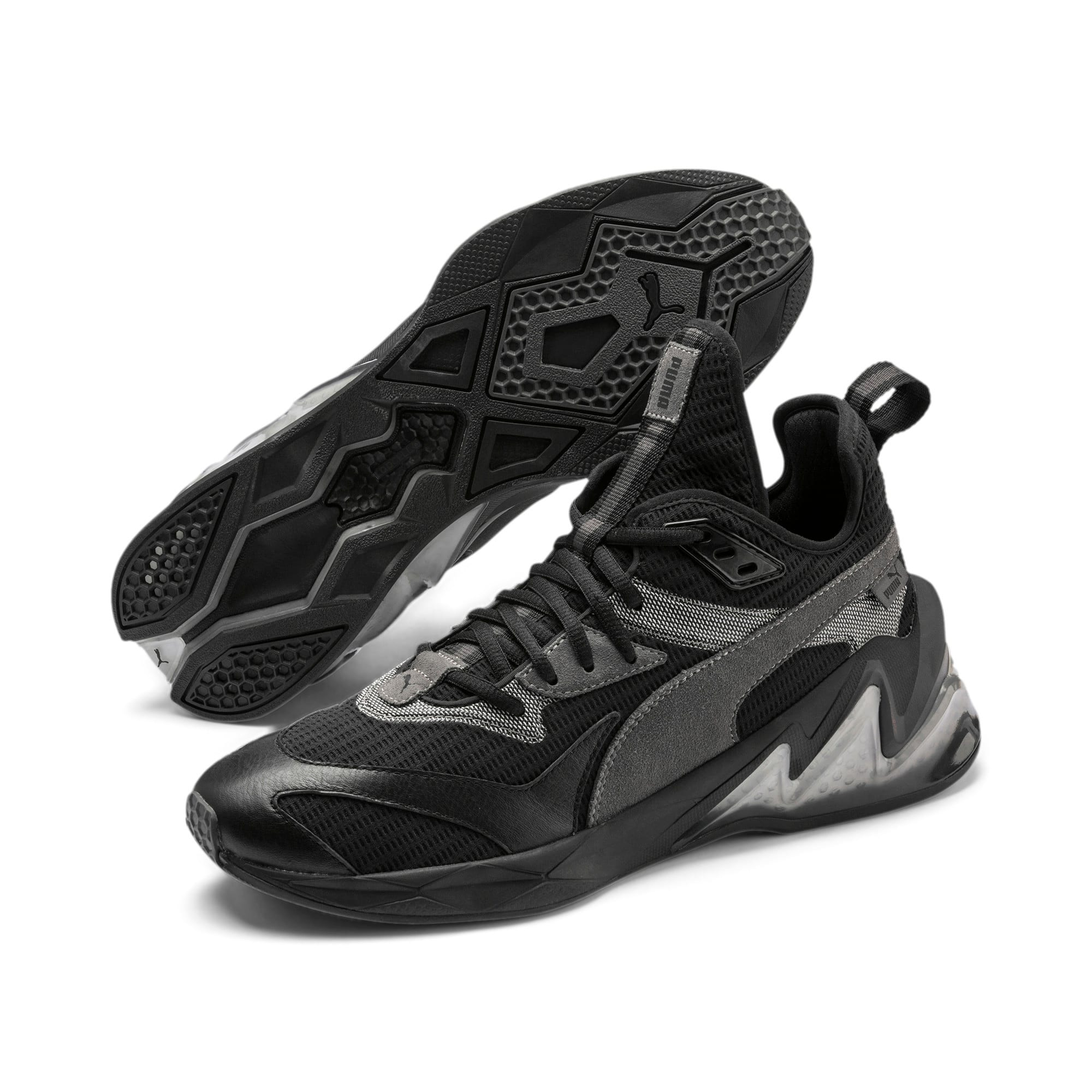 Thumbnail 3 van LQDCELL Origin herenschoenen, Puma Black-Asphalt, medium