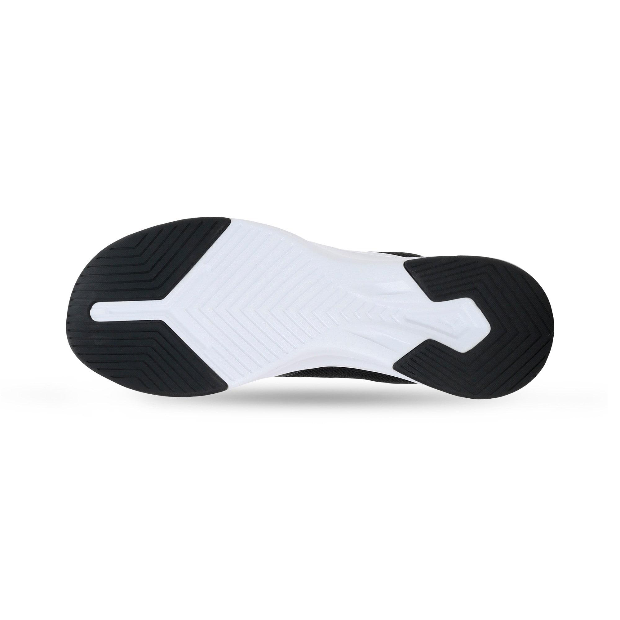 Thumbnail 3 of Extractor Running Shoes, Puma Black-Puma White, medium-IND