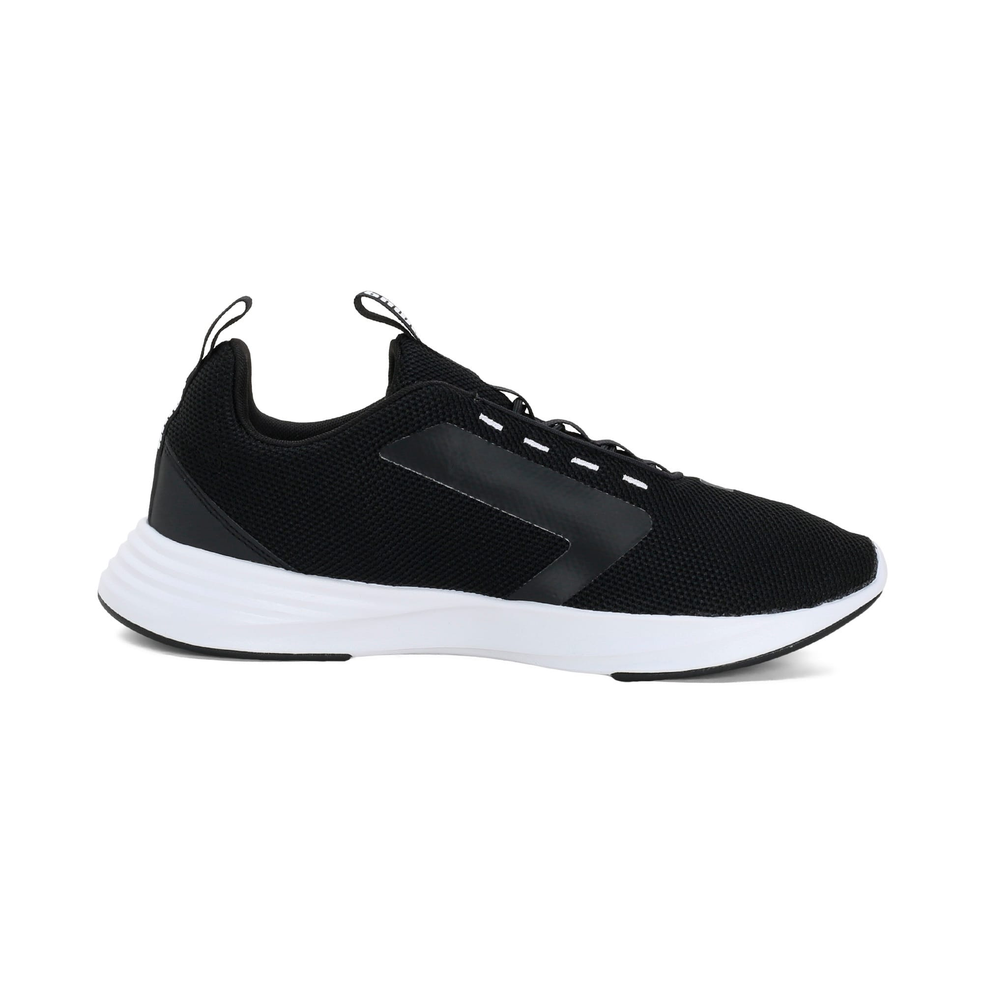 Thumbnail 5 of Extractor Running Shoes, Puma Black-Puma White, medium-IND
