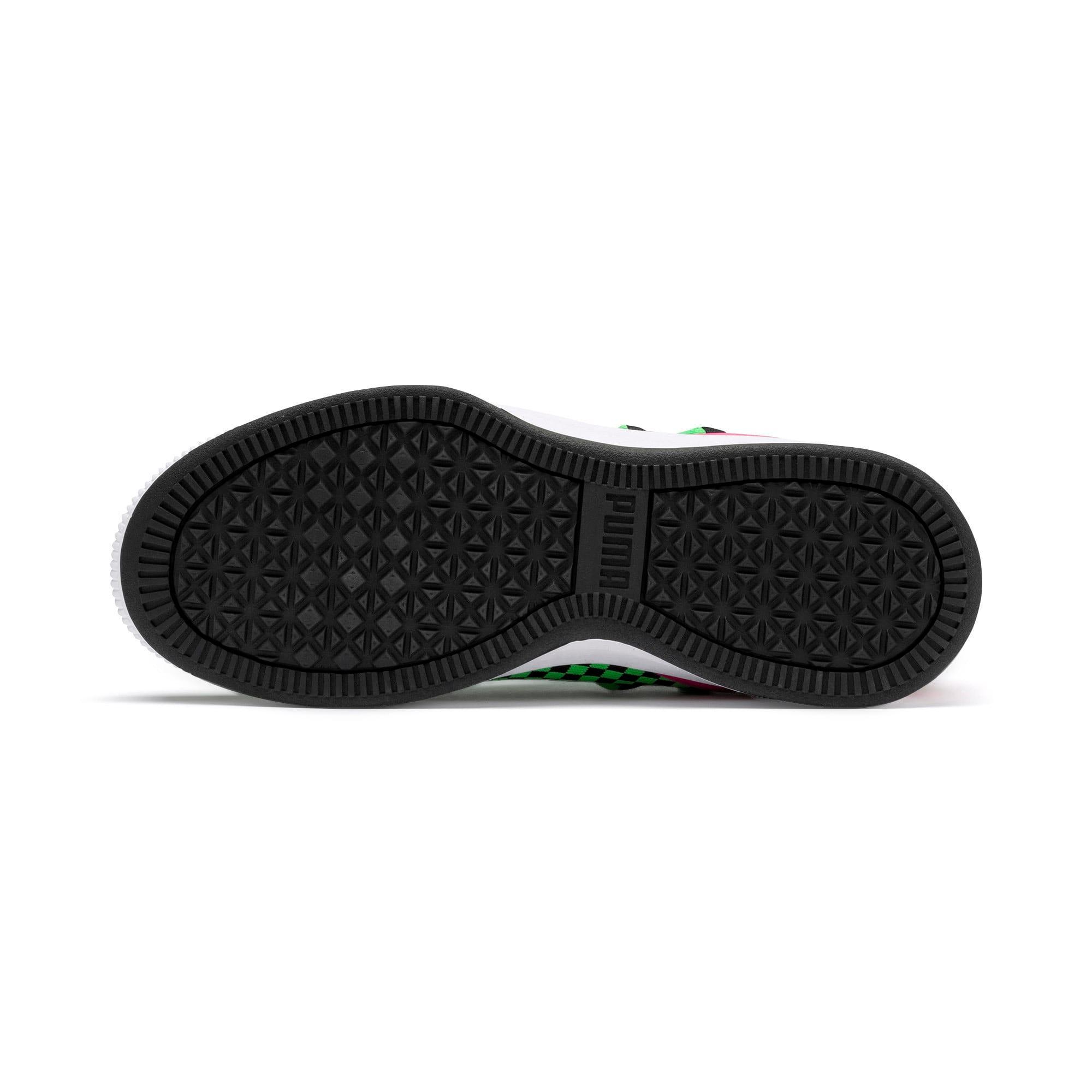 Thumbnail 4 of Clyde Court Summertime Basketball Shoes, 802 C Fluro Green PES, medium