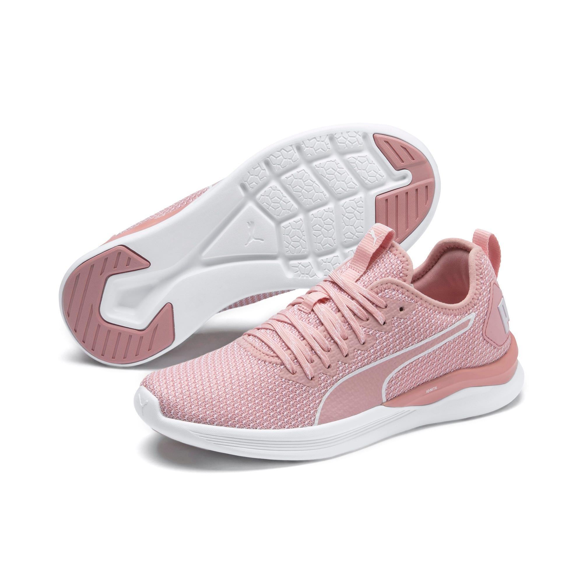 Thumbnail 2 of IGNITE Flash Women's Training Shoes, Bridal Rose-Puma White, medium
