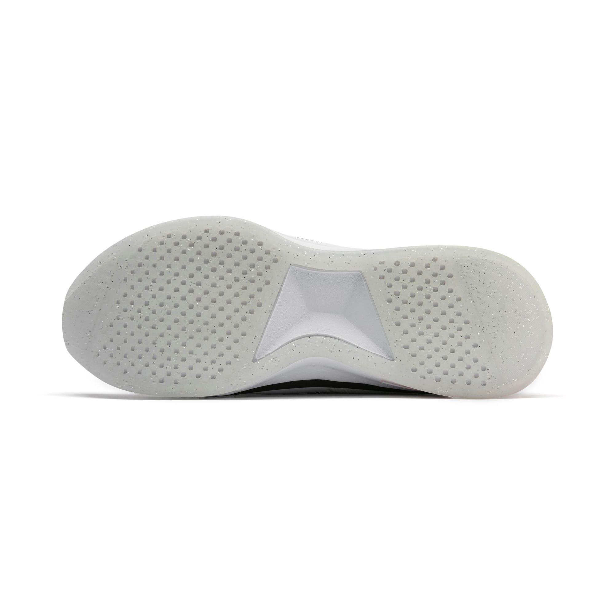 Thumbnail 5 of SG Slip-On Glitz Women's Training Shoes, Puma White-Puma Black, medium