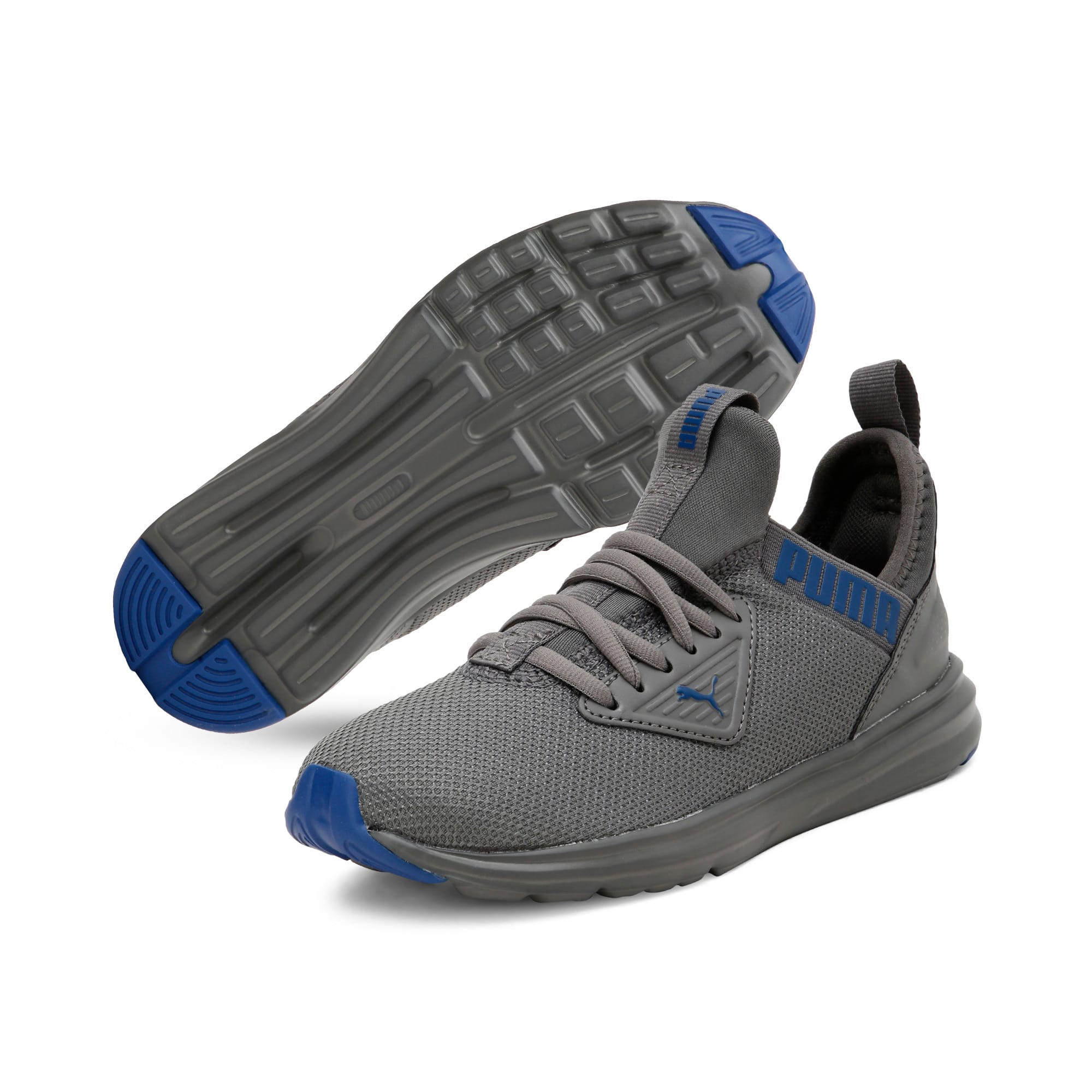 Thumbnail 2 of Enzo Beta Kids' Trainers, CASTLEROCK-Galaxy Blue, medium-IND