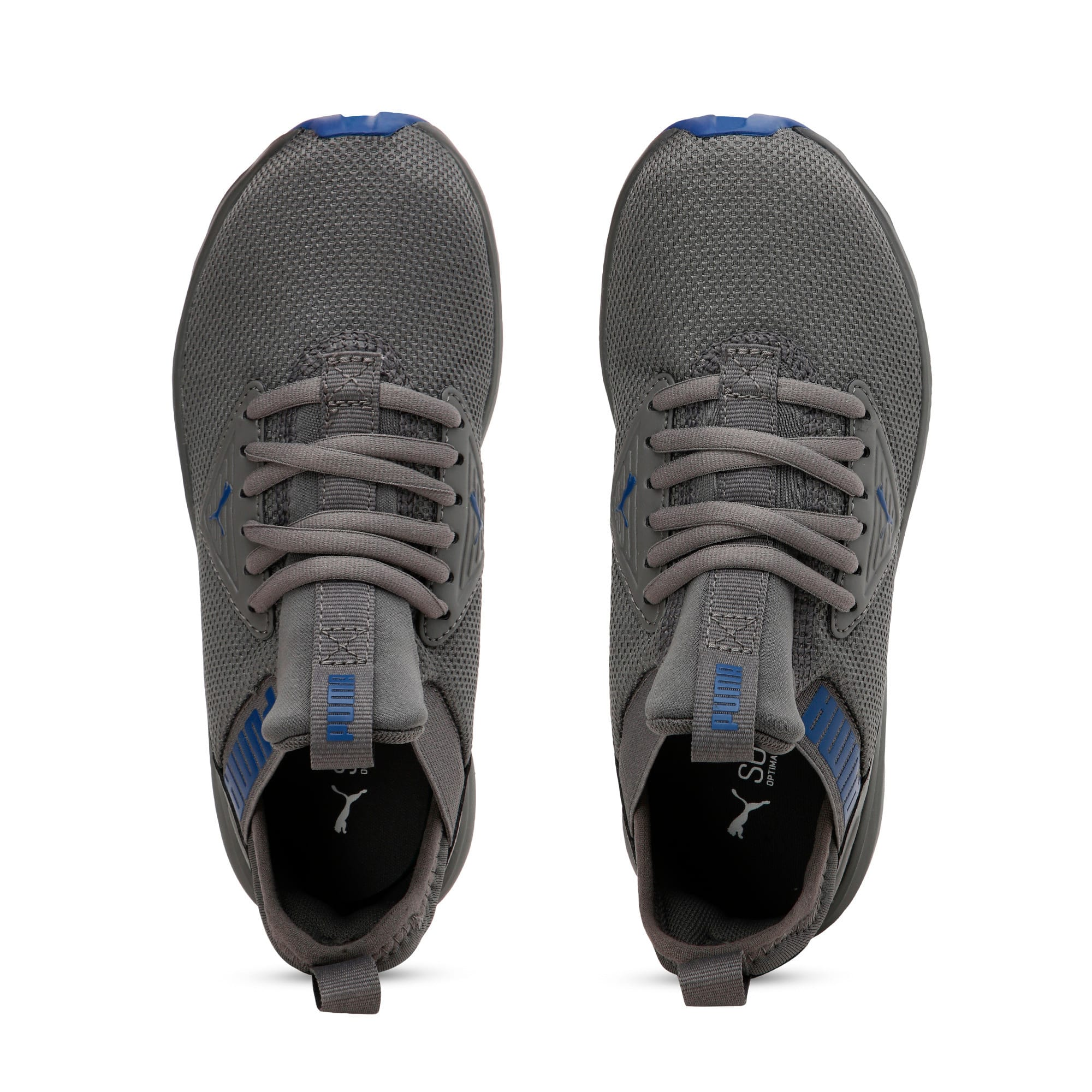 Thumbnail 6 of Enzo Beta Kids' Trainers, CASTLEROCK-Galaxy Blue, medium-IND