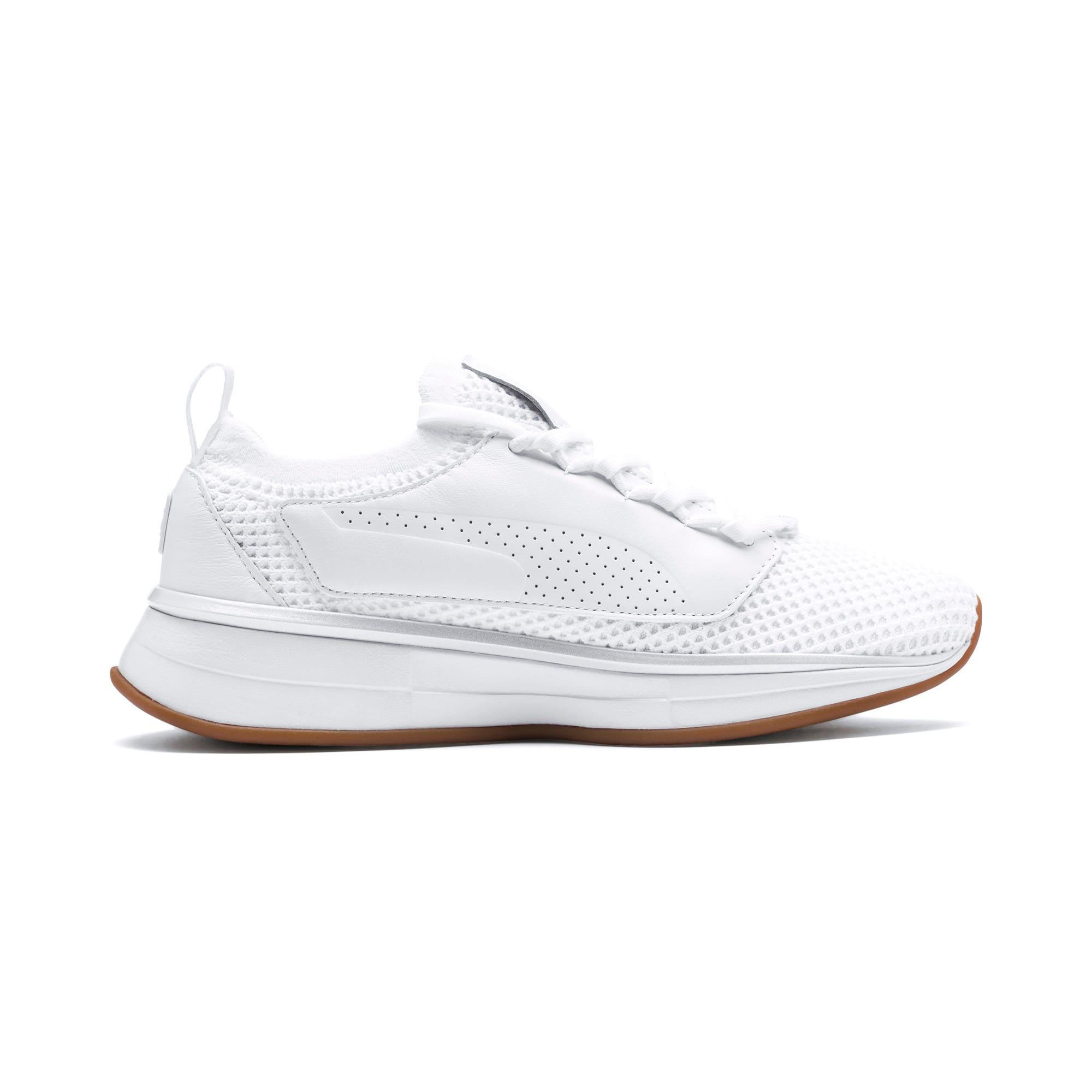Thumbnail 3 of PUMA x SELENA GOMEZ Runner Women's Training Shoes, Puma White, medium-IND