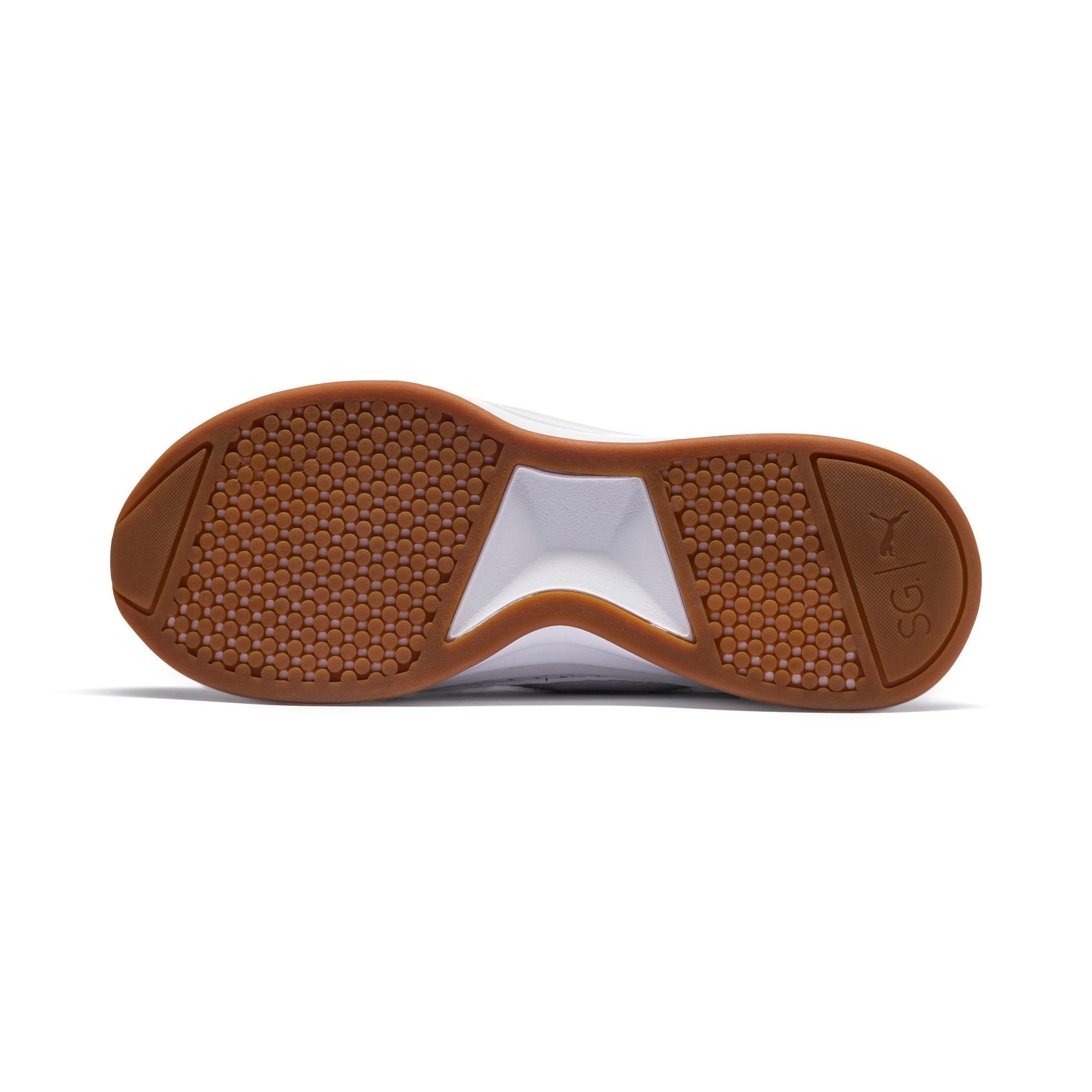 Thumbnail 4 of PUMA x SELENA GOMEZ Runner Women's Training Shoes, Puma White, medium-IND