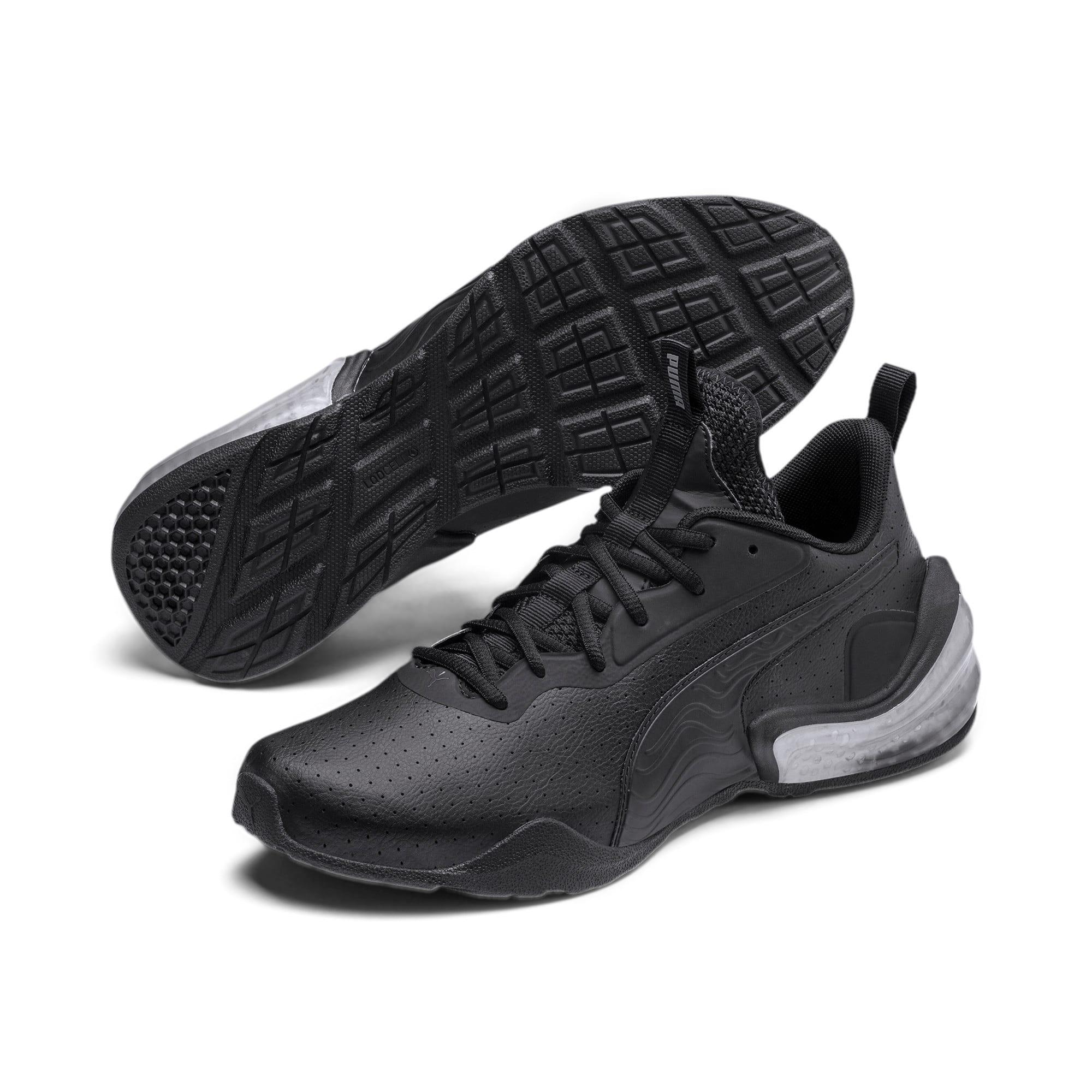 Thumbnail 2 of LQDCELL Challenge Perf Men's Training Shoes, Puma Black-CASTLEROCK, medium