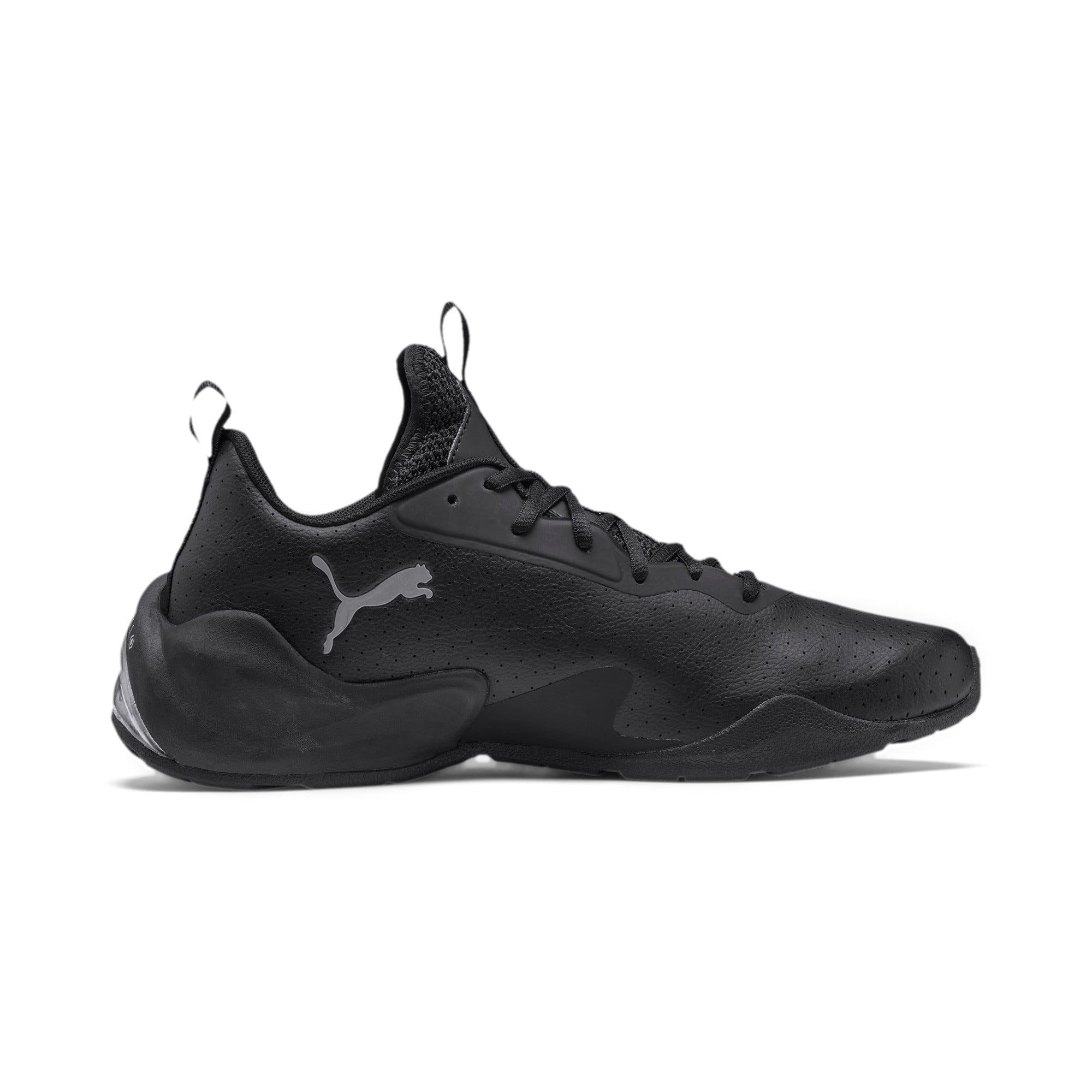 Thumbnail 6 of LQDCELL Challenge Perf Men's Training Shoes, Puma Black-CASTLEROCK, medium