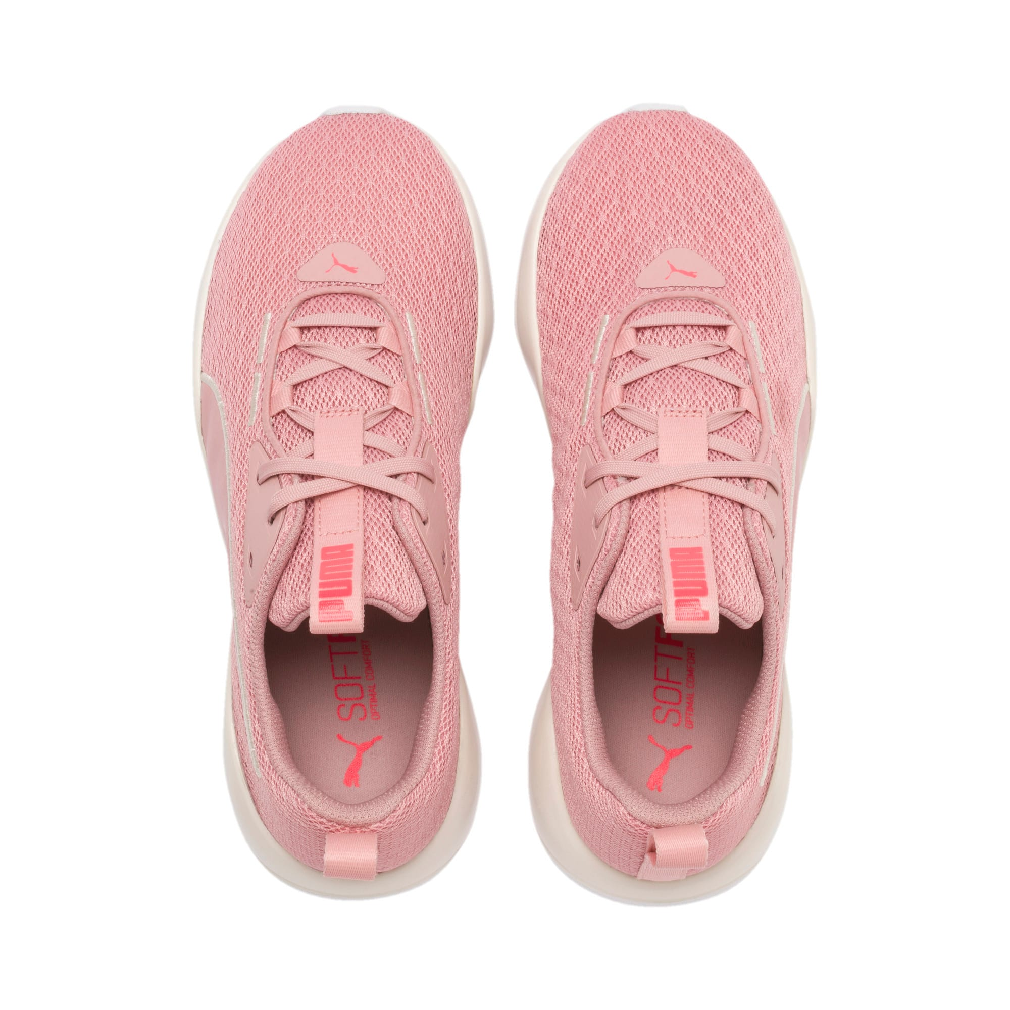 Thumbnail 4 of Flourish FS Women's Running Shoes, Bridal Rose-Puma White, medium-IND