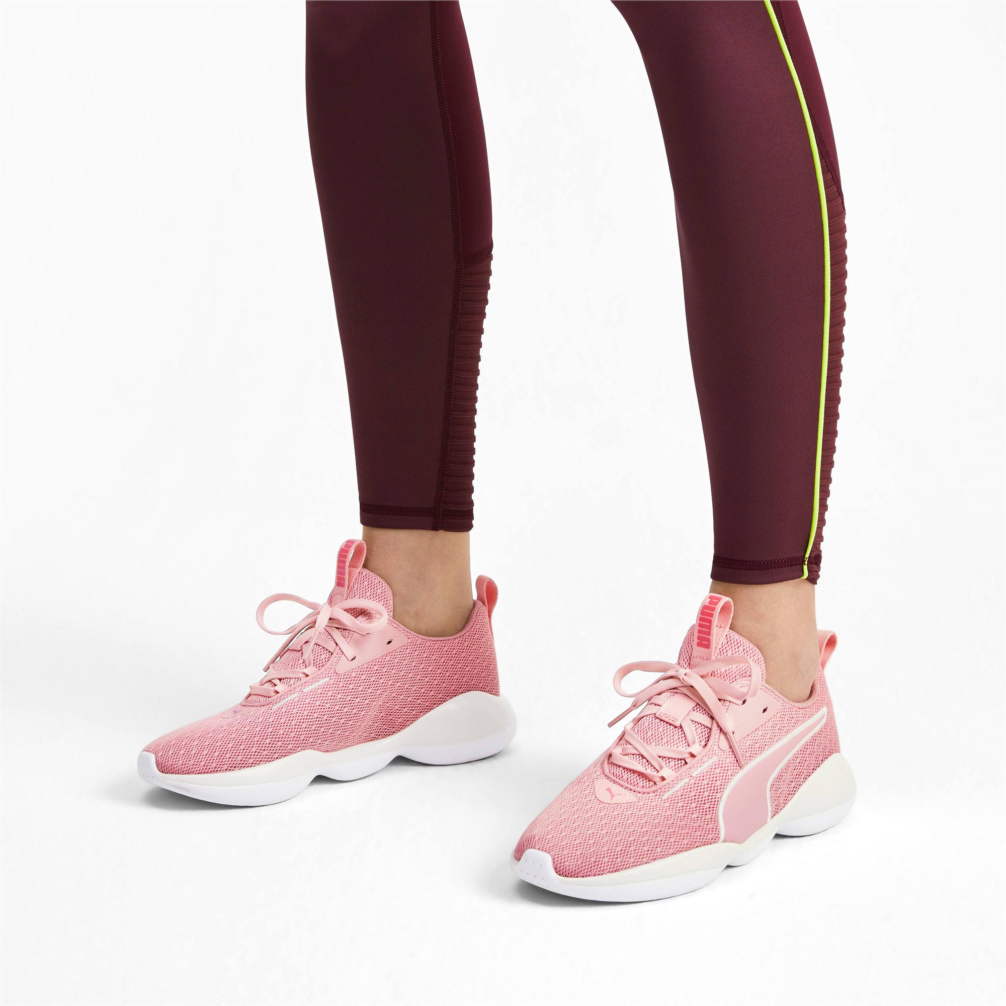 Thumbnail 2 of Flourish FS Women's Running Shoes, Bridal Rose-Puma White, medium-IND