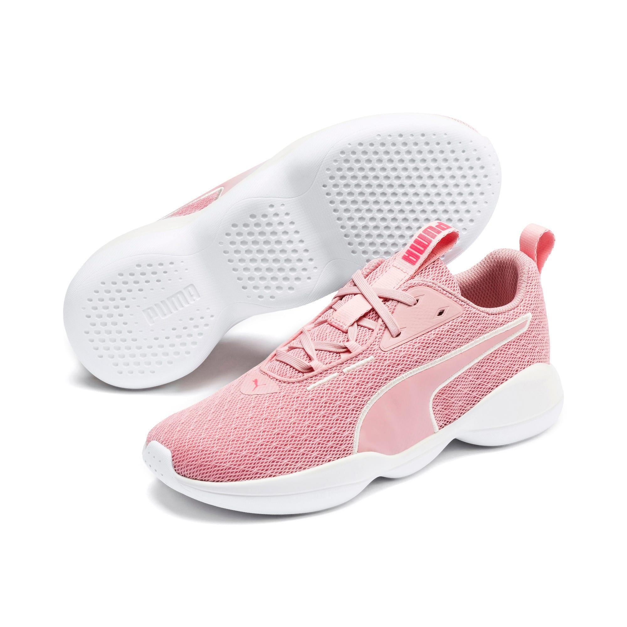 Thumbnail 8 of Flourish FS Women's Running Shoes, Bridal Rose-Puma White, medium-IND
