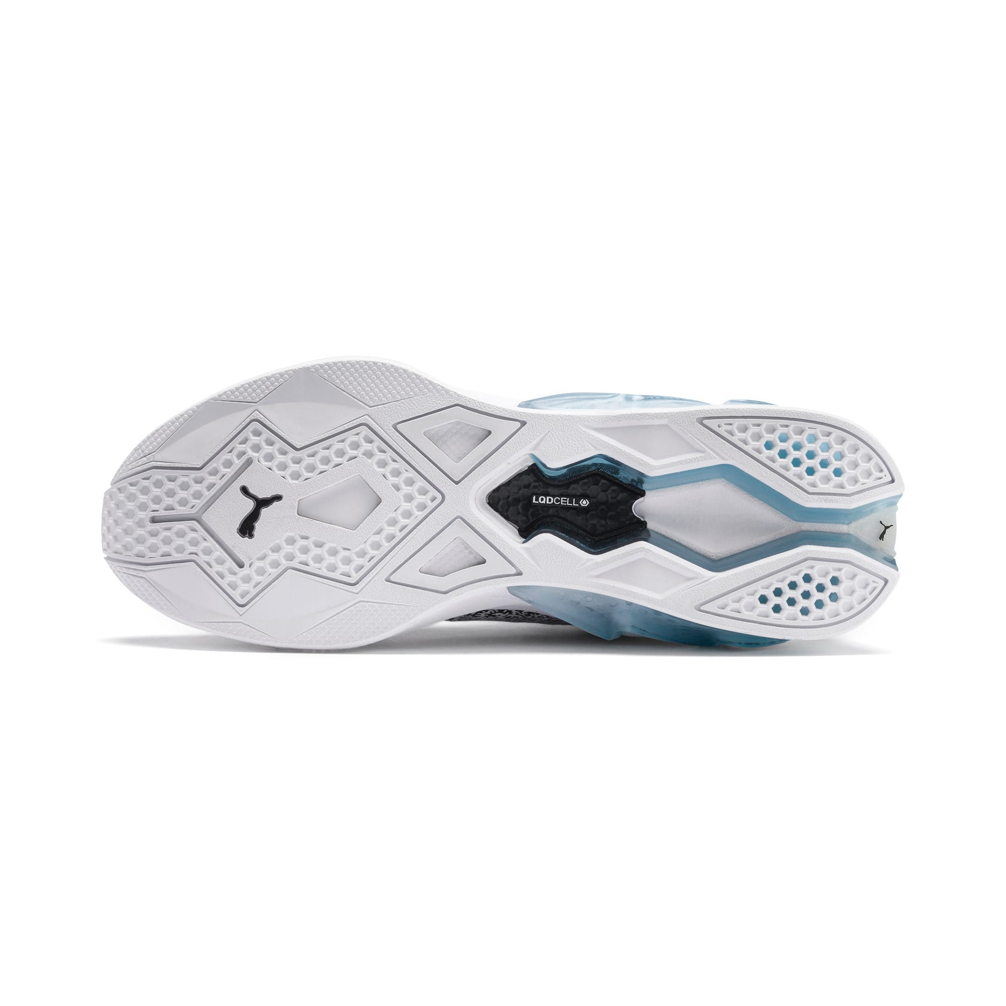 Thumbnail 4 of LQDCELL Origin AR Sneaker, Puma White-Puma Black, medium