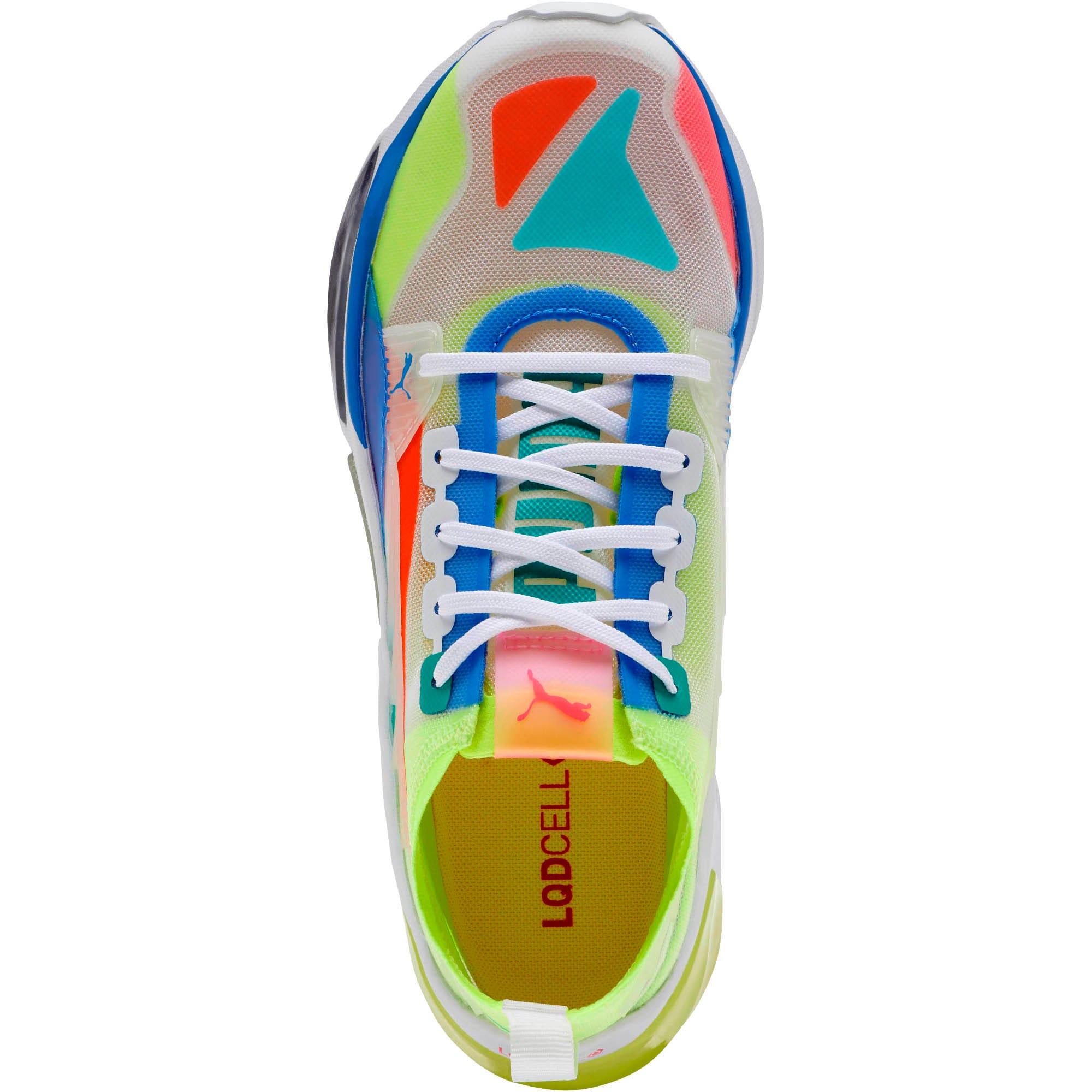 Thumbnail 5 of LQDCELL Optic Sheer Women's Training Shoes, Puma White, medium