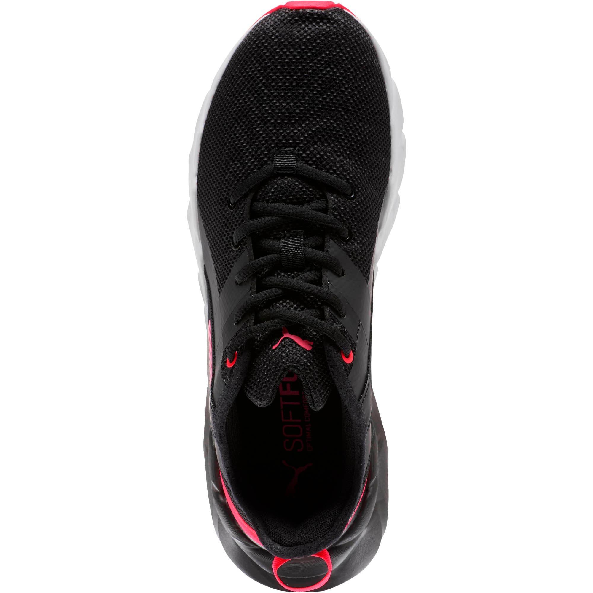 Thumbnail 5 of Weave XT Fade Women's Training Shoes, Puma Black-Pink Alert, medium