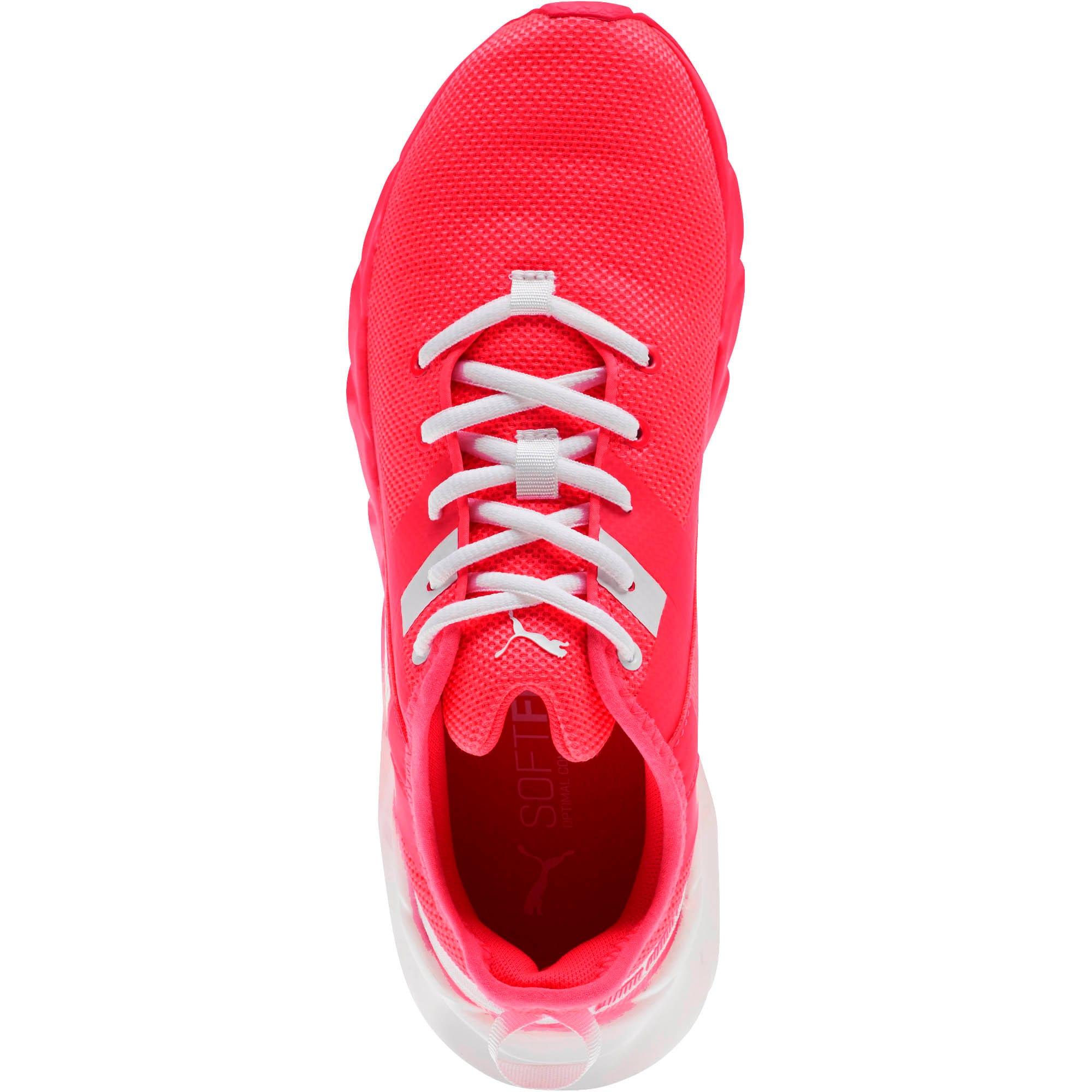 Thumbnail 5 of Weave XT Fade Women's Training Shoes, Pink Alert-Puma White, medium