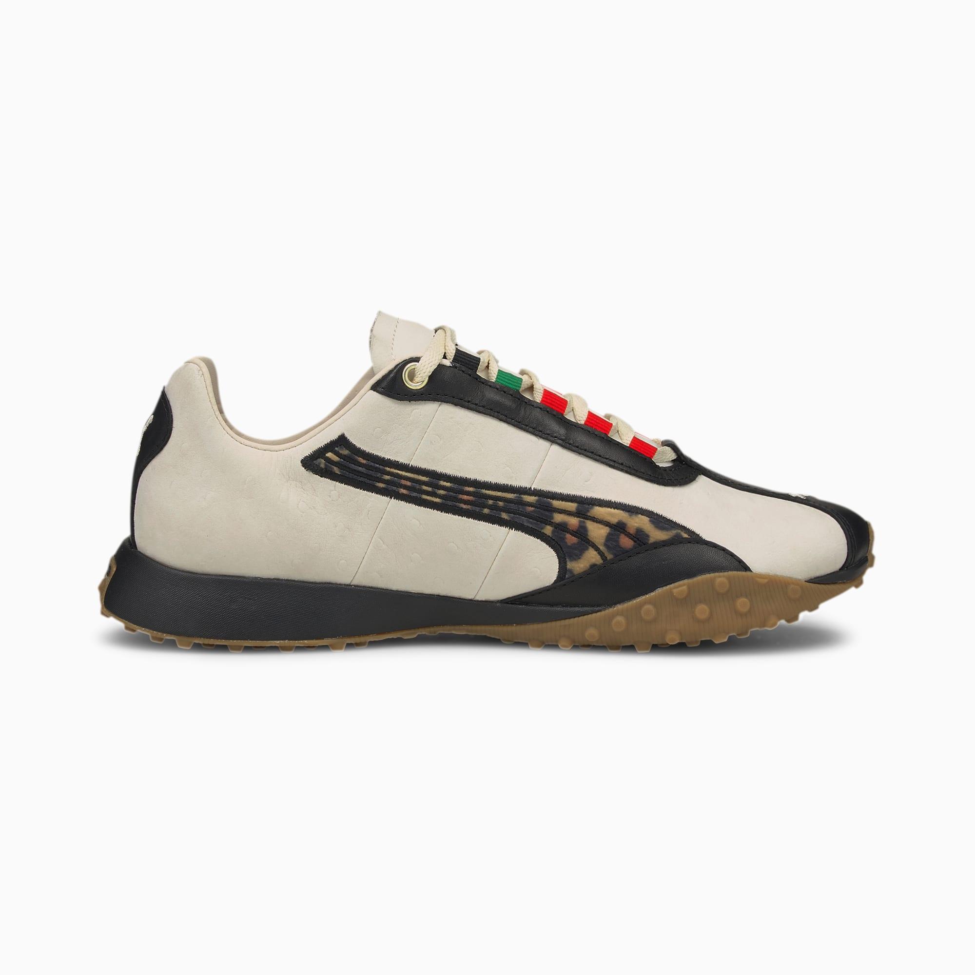 H.ST.20 SAVANAH Running Shoes | Tapioca Puma Blk Hgh Rsk Rd