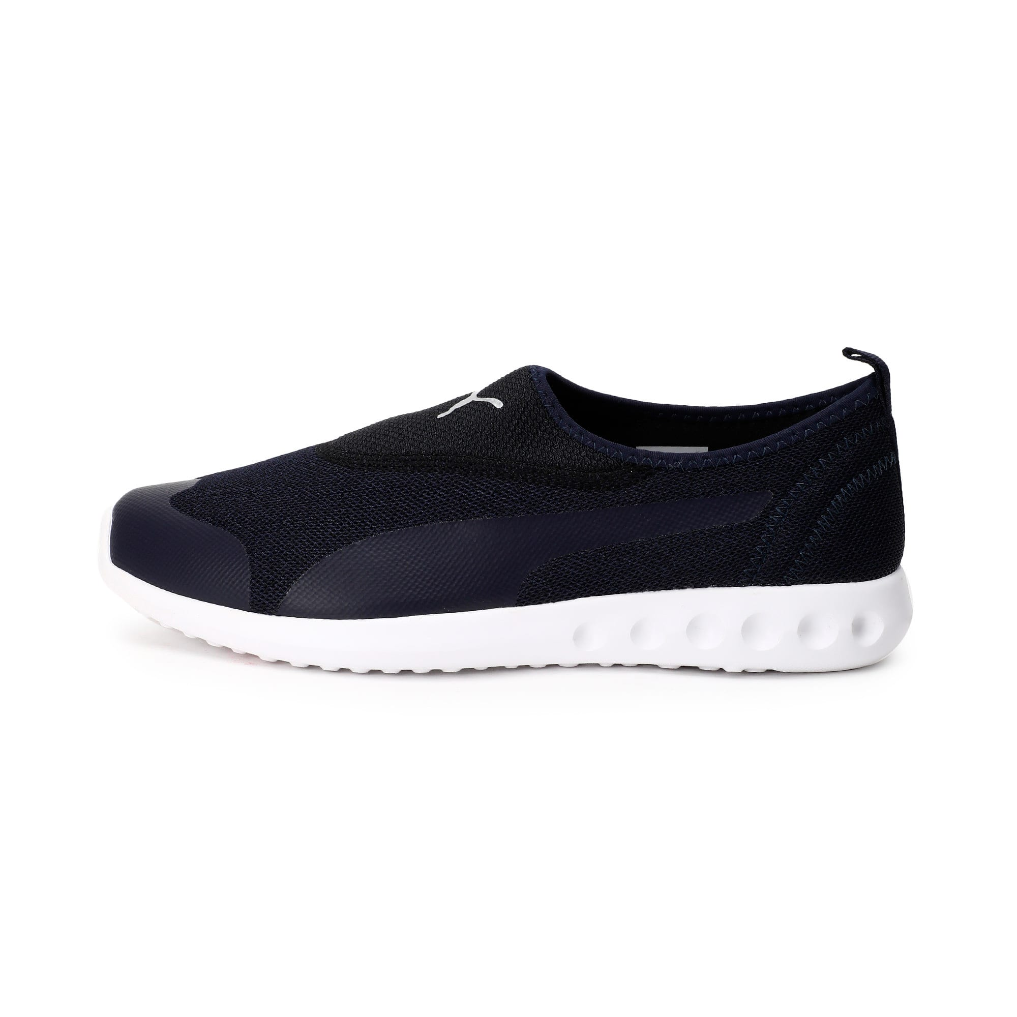 Thumbnail 1 of Concave 3 MU Slip-On IDP Puma Black-Silv, Peacoat-Silver, medium-IND