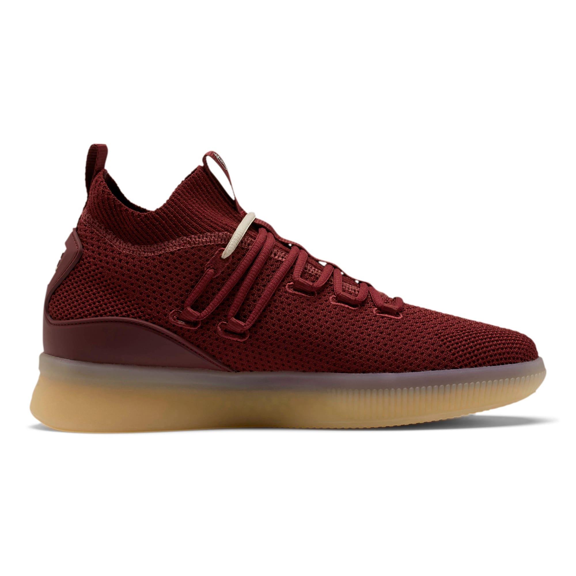 Thumbnail 5 of Clyde Court Def Jam Basketball Shoes, Cordovan, medium