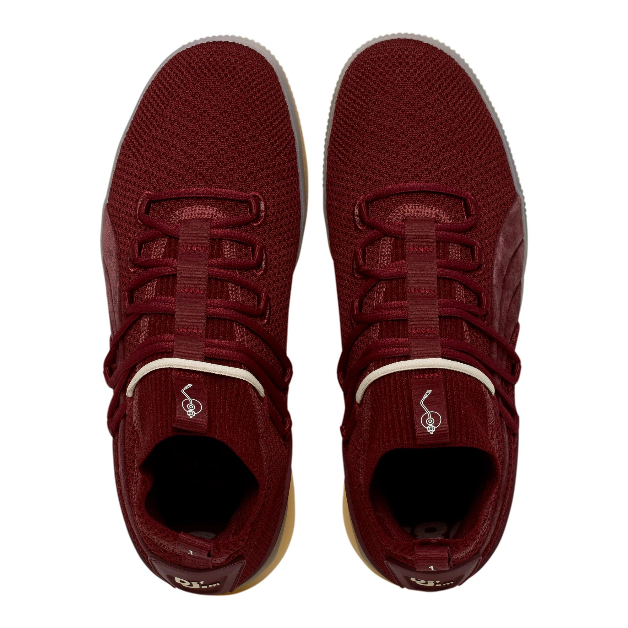Thumbnail 6 of Clyde Court Def Jam Basketball Shoes, Cordovan, medium