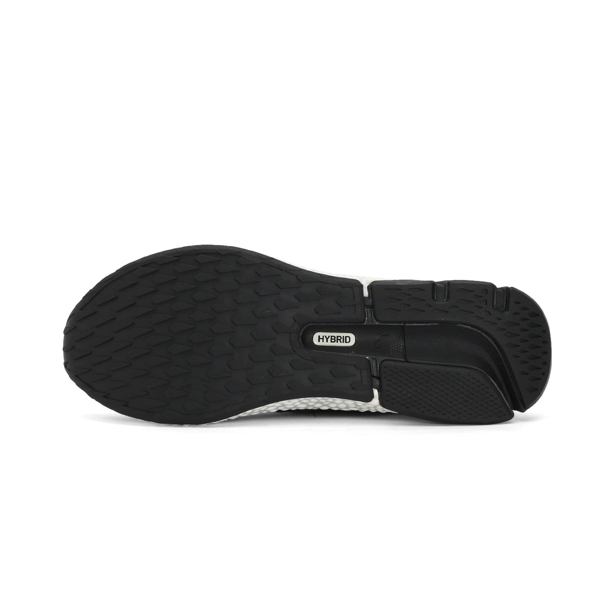 Thumbnail 4 of HYBRID Astro one8 Unisex Running Shoes, Puma Black-Puma White, medium-IND