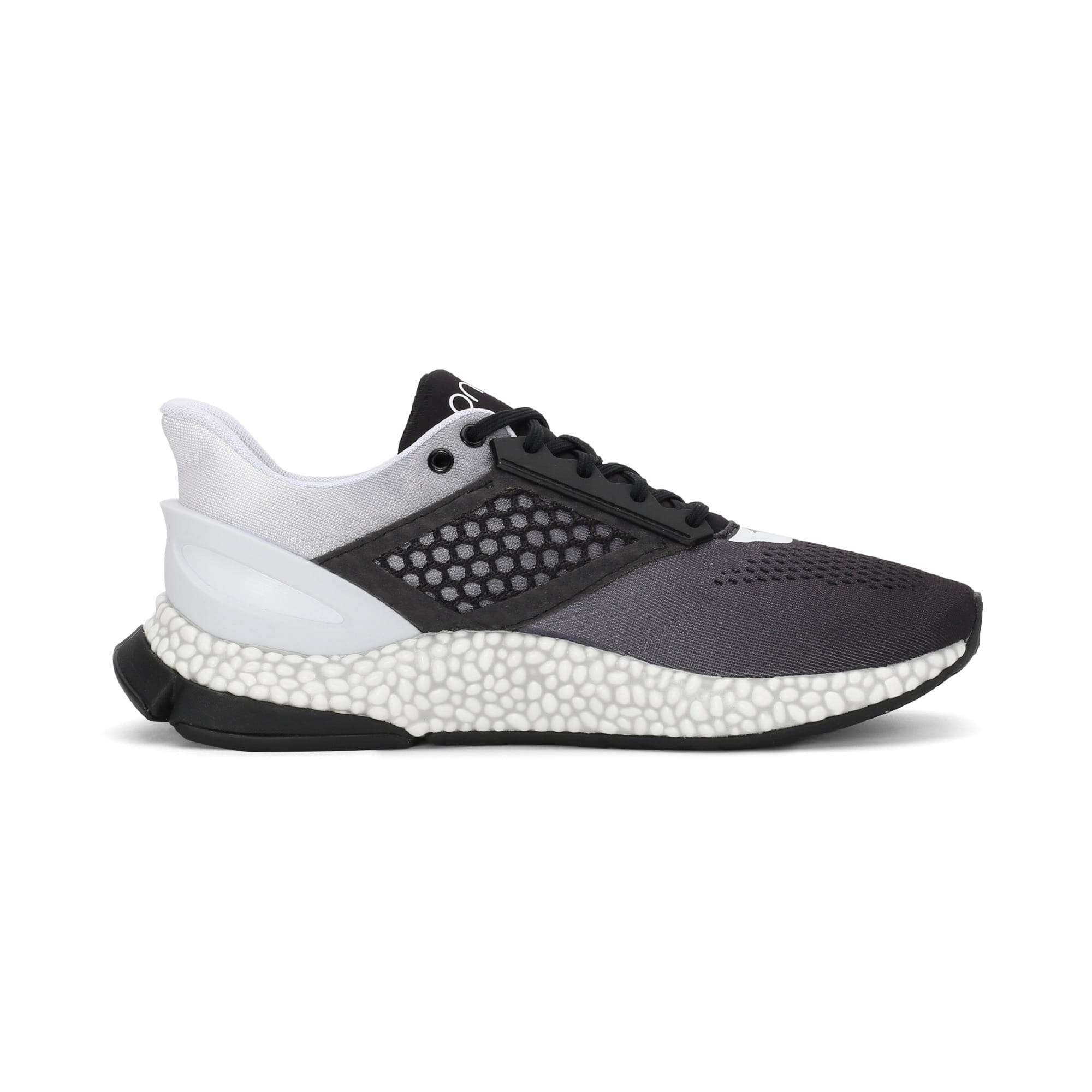Thumbnail 5 of HYBRID Astro one8 Unisex Running Shoes, Puma Black-Puma White, medium-IND