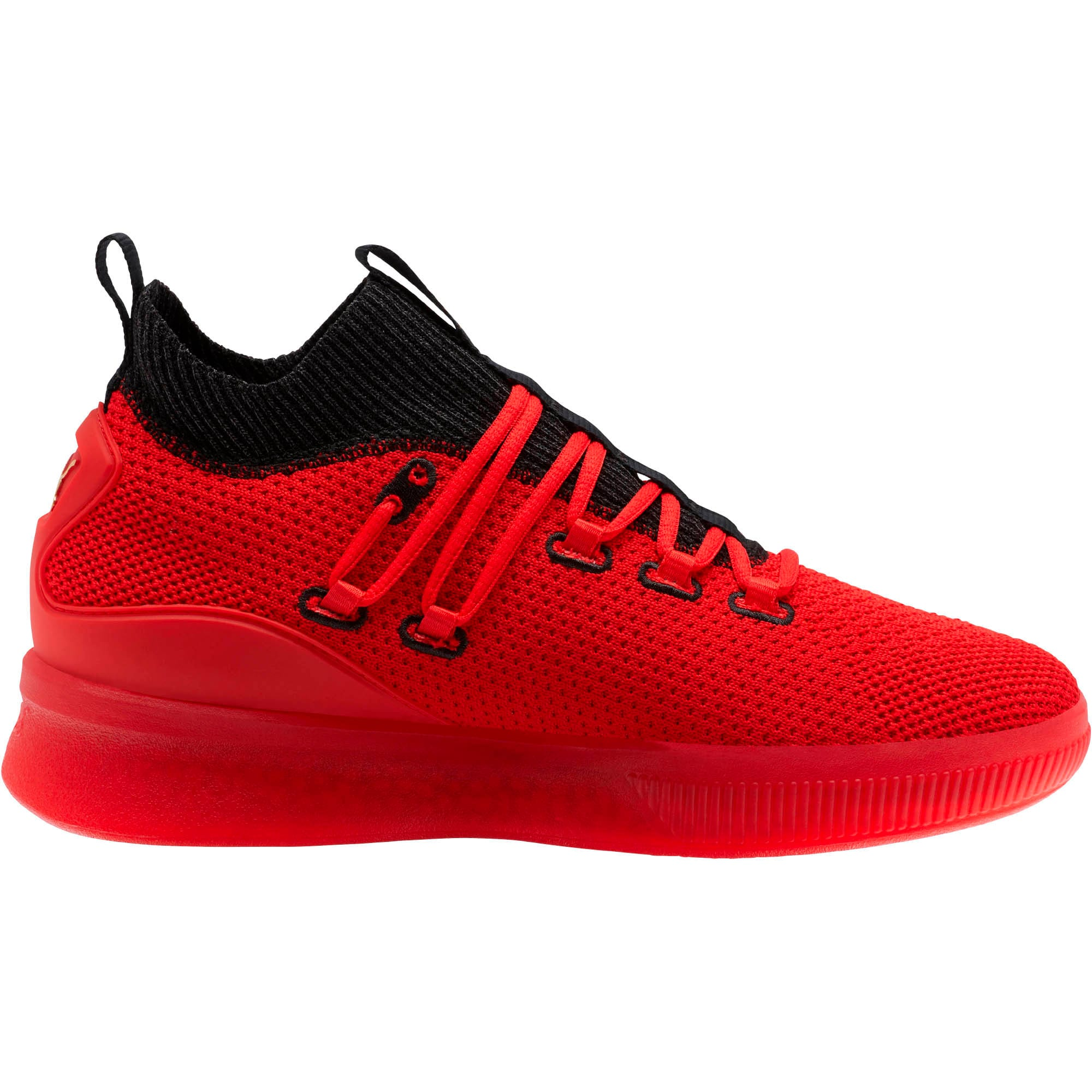 Thumbnail 4 of Clyde Court #REFORM Basketball Shoes, High Risk Red, medium